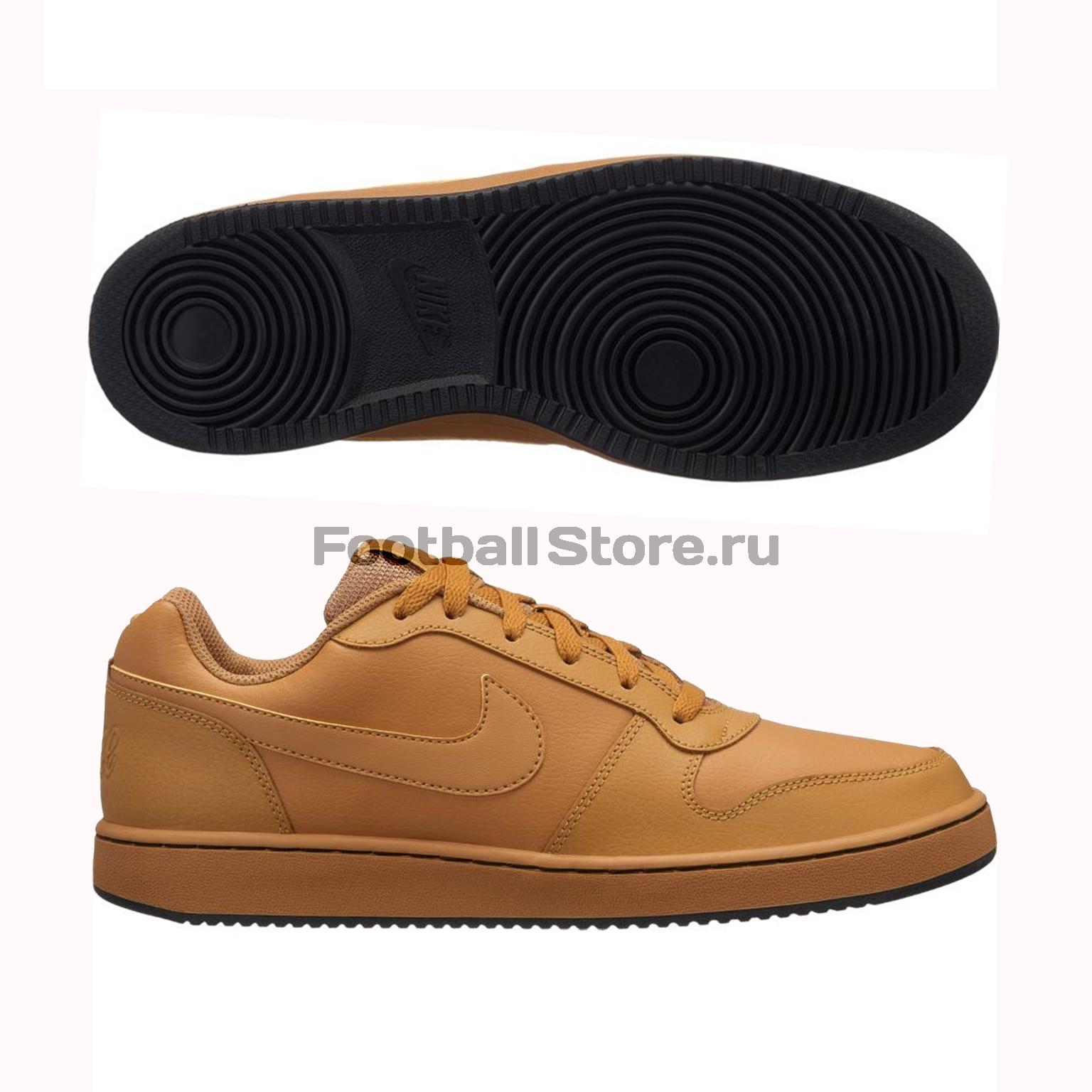 Кроссовки Nike Ebernon Low AQ1775-700 кроссовки nike 3 0 580392 001 418 616 700 008 404 414