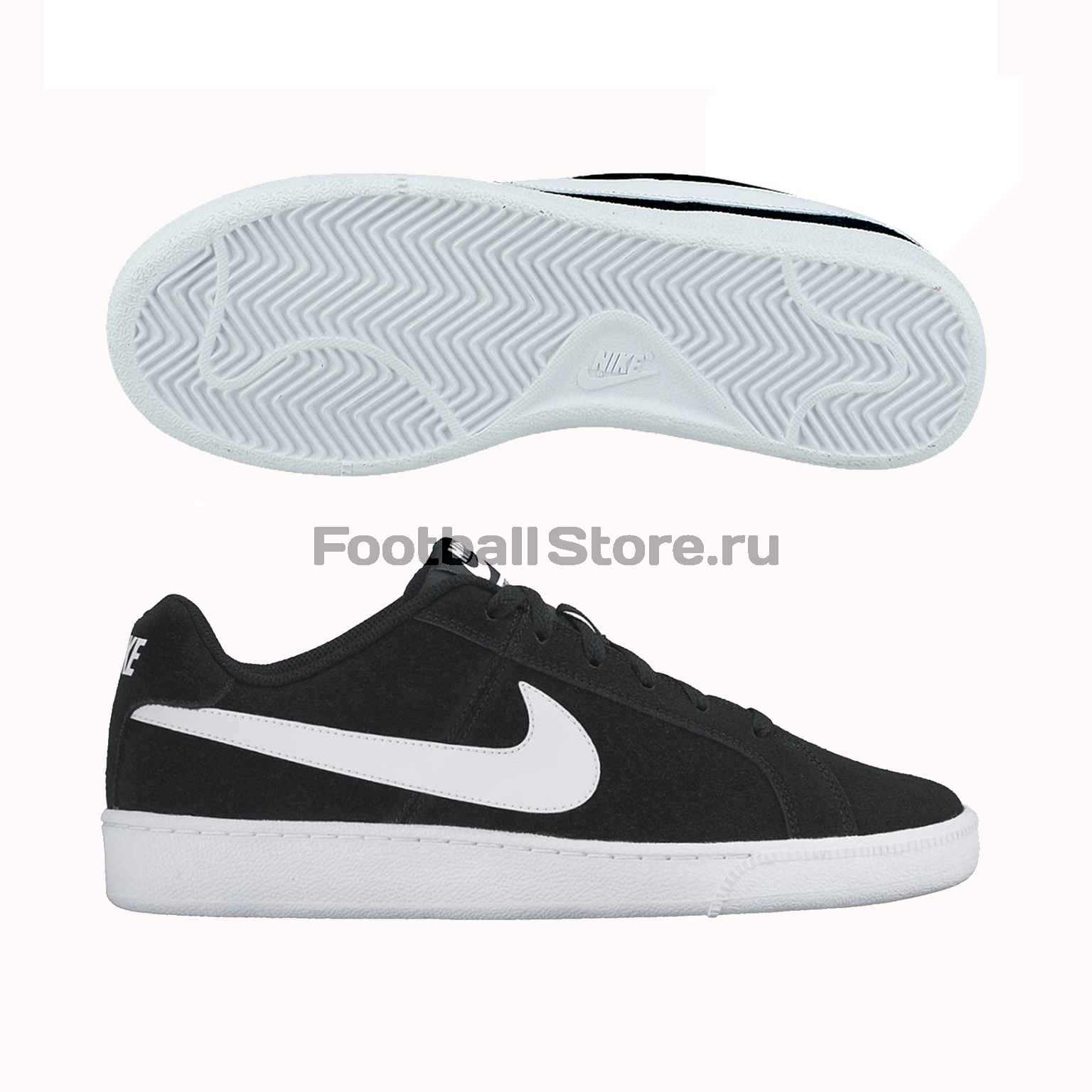 Кроссовки Nike Court Royale Suede 819802-011