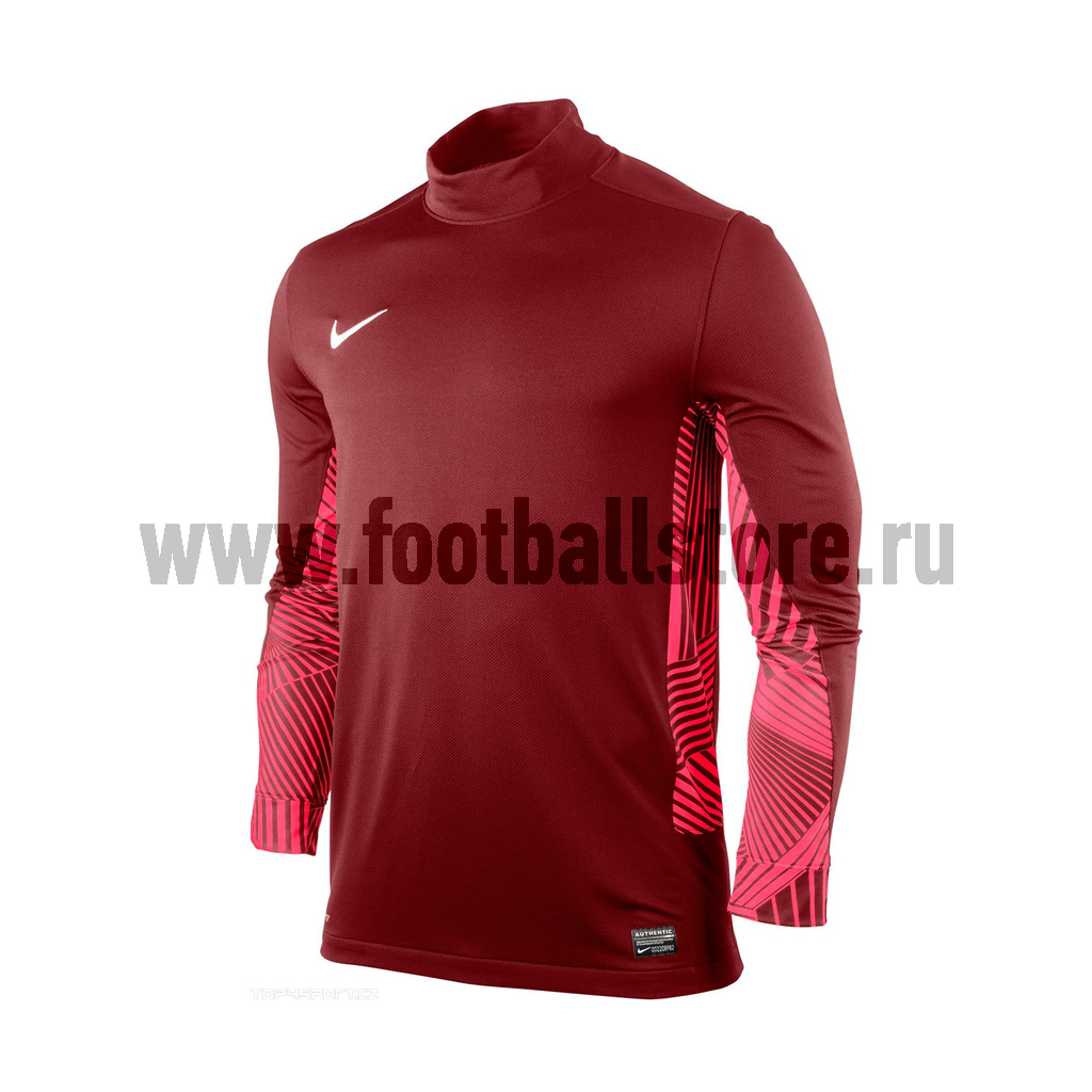 Свитера Nike Свитер вратарский Nike long sleeve club goalie jersey