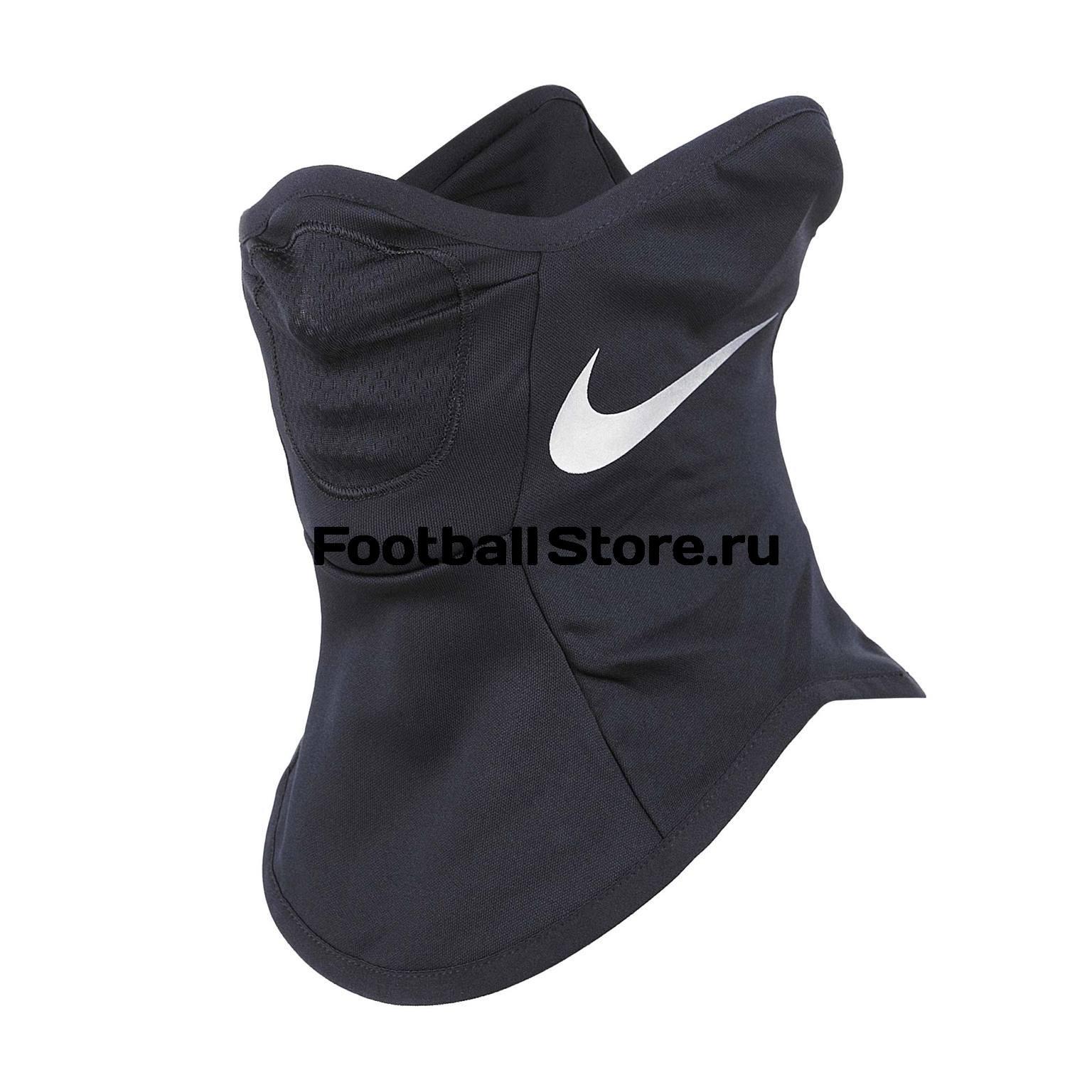 Повязка на шею Nike SQD Snood (Гейтор) AQ8233-011 повязка на шею гейтор nike basic warmer n wa 55 010 os
