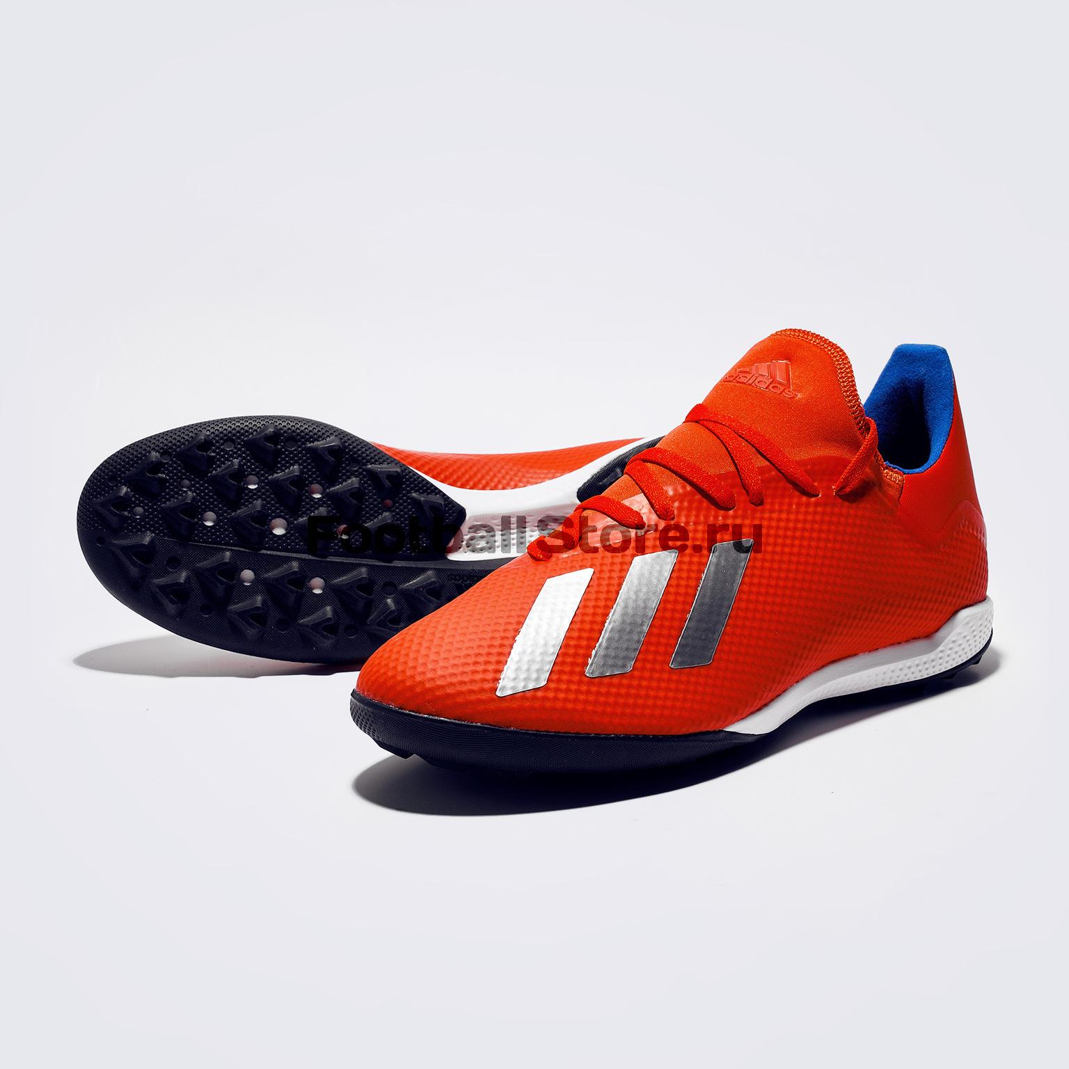 Шиповки Adidas X 18.3 TF BB9399