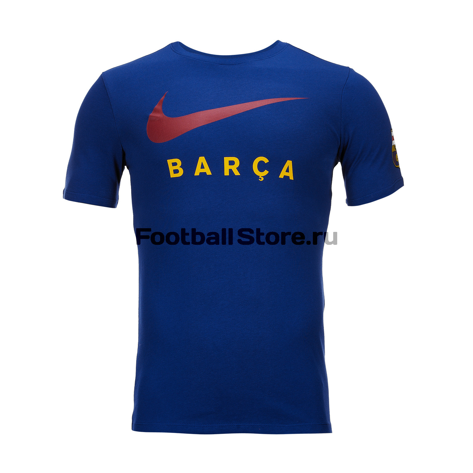 Футболка Nike Barcelona Tee Large AV5056-455 футболка nike футболка b nsw tee let there be air page 4