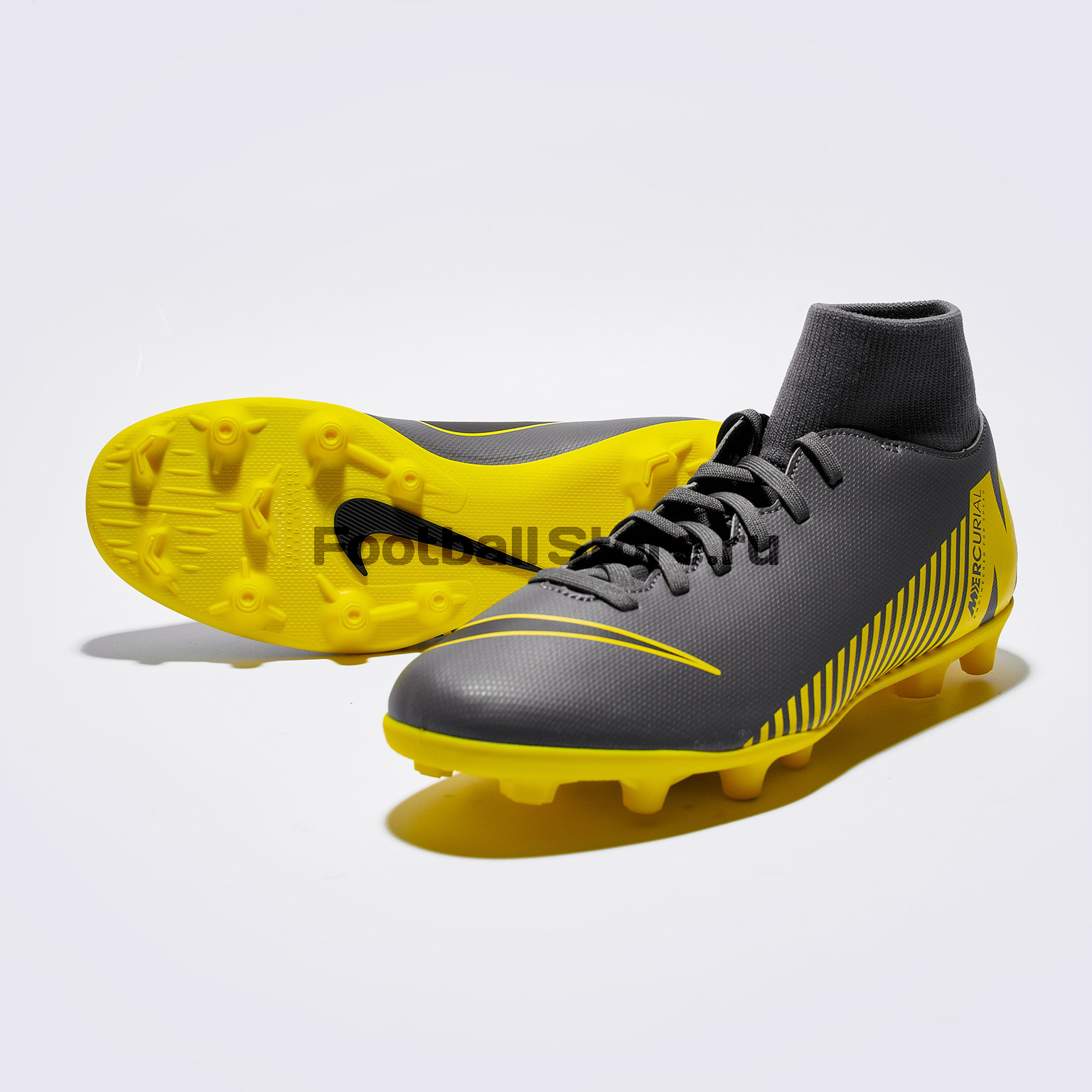 Бутсы Nike SuperFly 6 Club FG/MG AH7363-070 бутсы nike mercurial superfly fg 10
