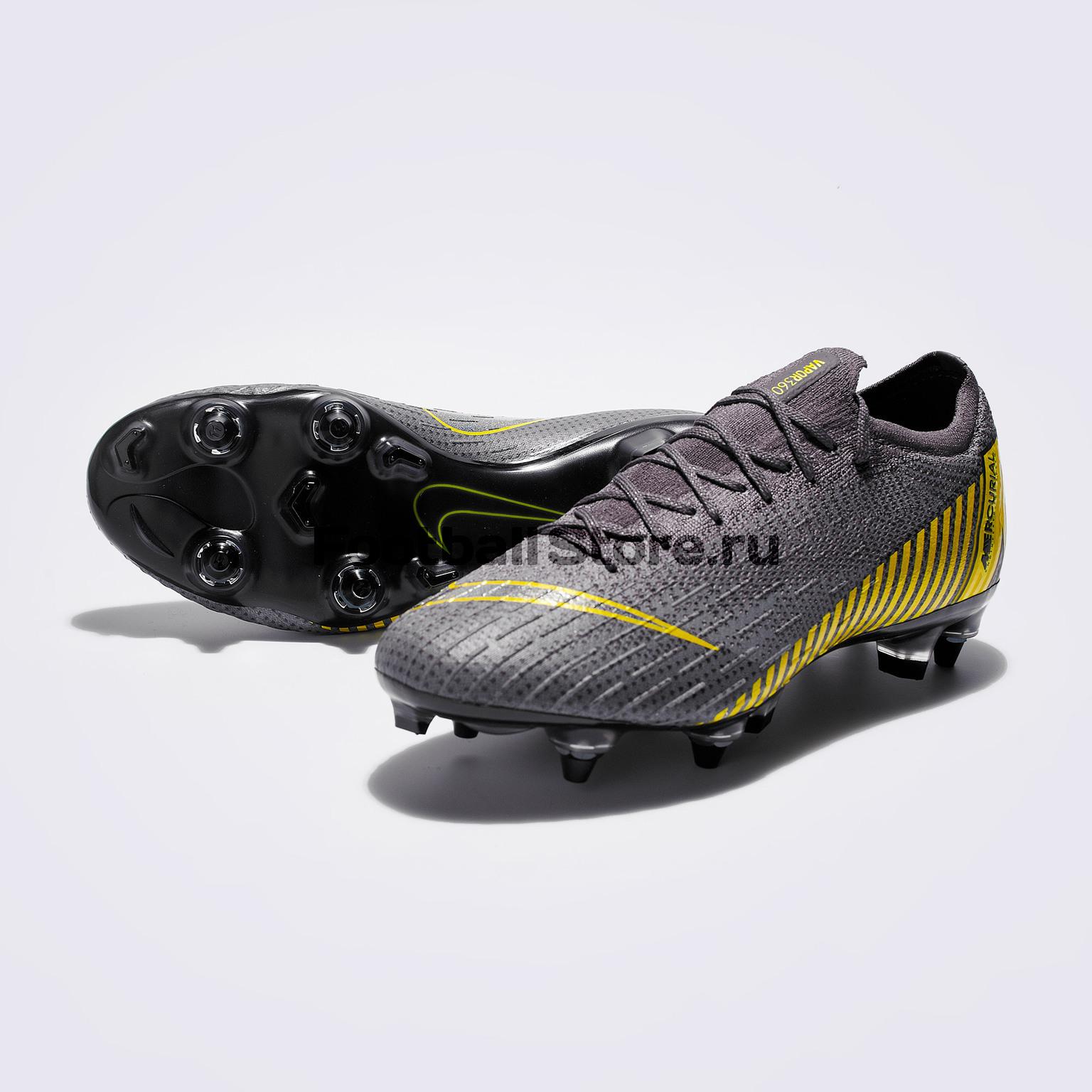 Бутсы Nike Vapor 12 Elite SG-Pro AC AH7381-070 бутсы детские nike phantom vision academy df sg aq9298 400