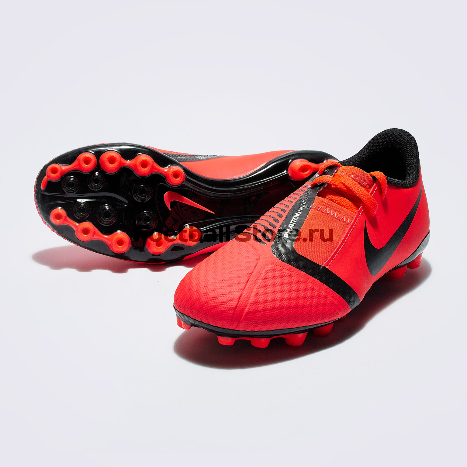 Бутсы детские Nike Phantom Venom Academy AG-R AV3037-600 бутсы детские nike phantom vision academy df sg aq9298 400