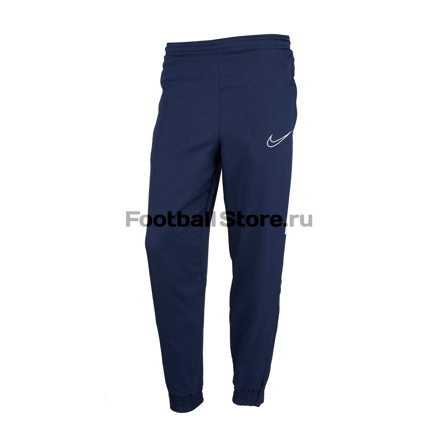 Брюки тренировочные подростковые Nike Dry Academy19 Pant BV5840-451 брюки подростковые вратарские umbro gk padded pant 64596u