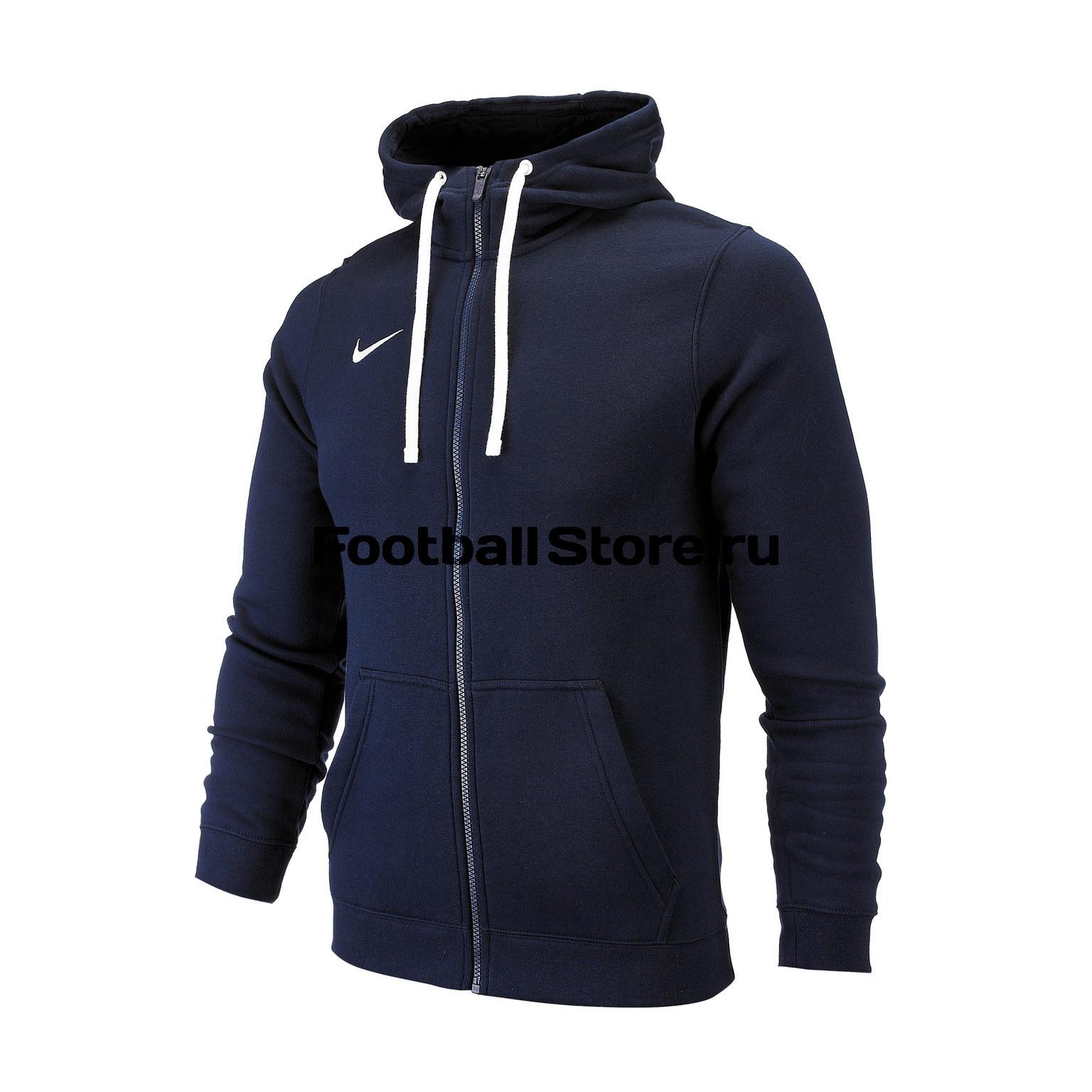Толстовка Nike Hoodie FZ FLC Club19 AJ1313-451 недорго, оригинальная цена