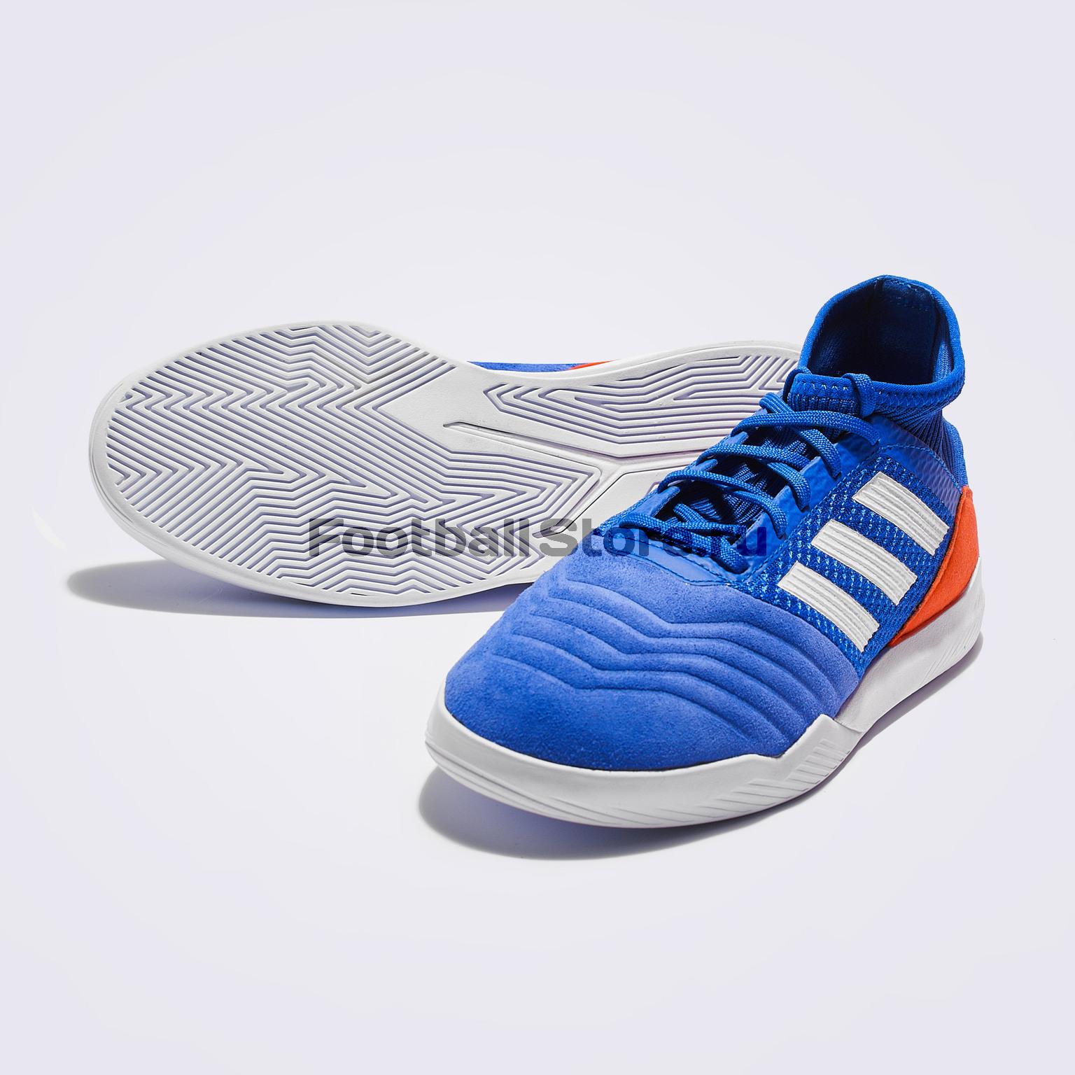 Футбольная обувь Adidas Predator 19.3 TR BB9086 обувь для борьбы adidas combat speed iv