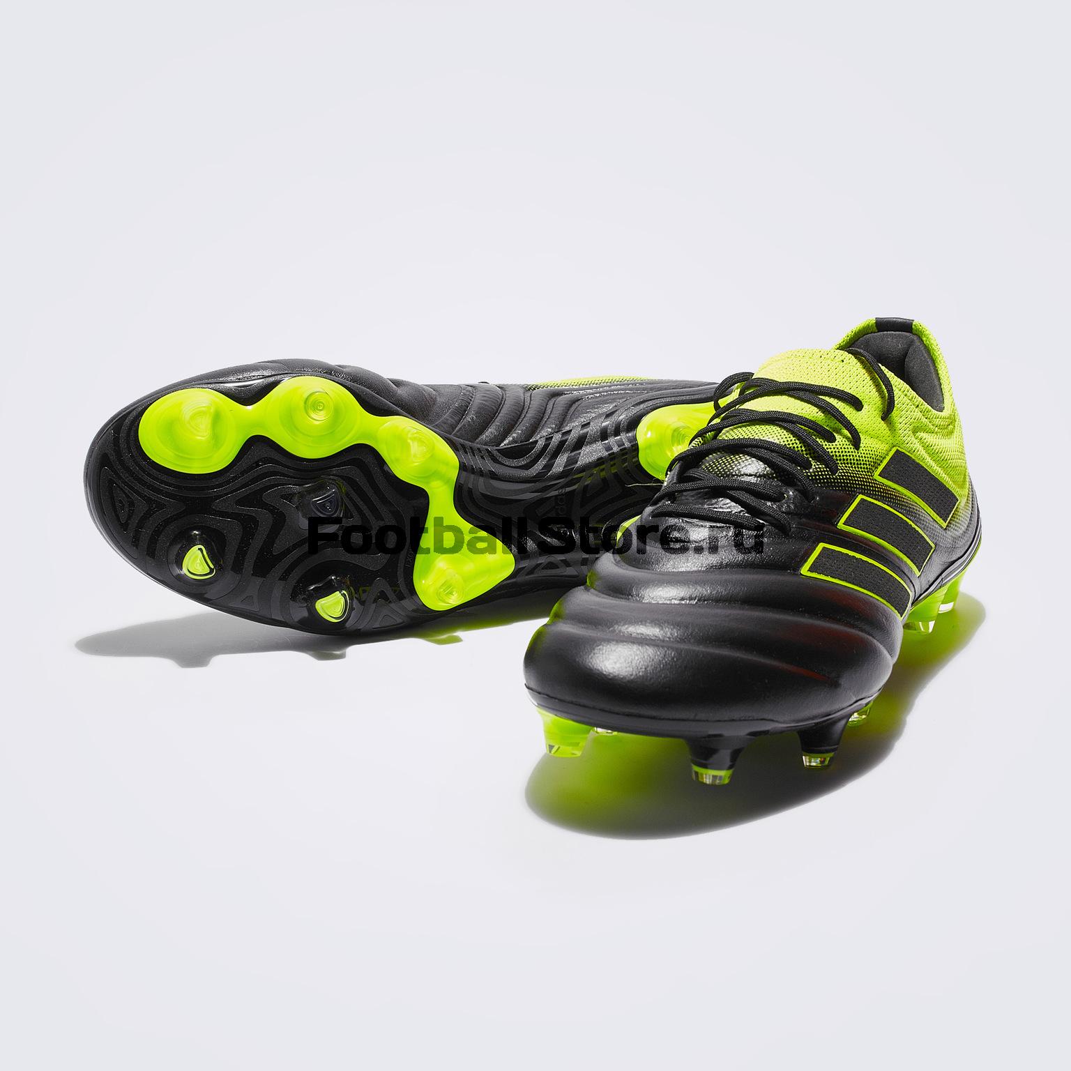 Бутсы Adidas Copa 19.1 FG BB8088