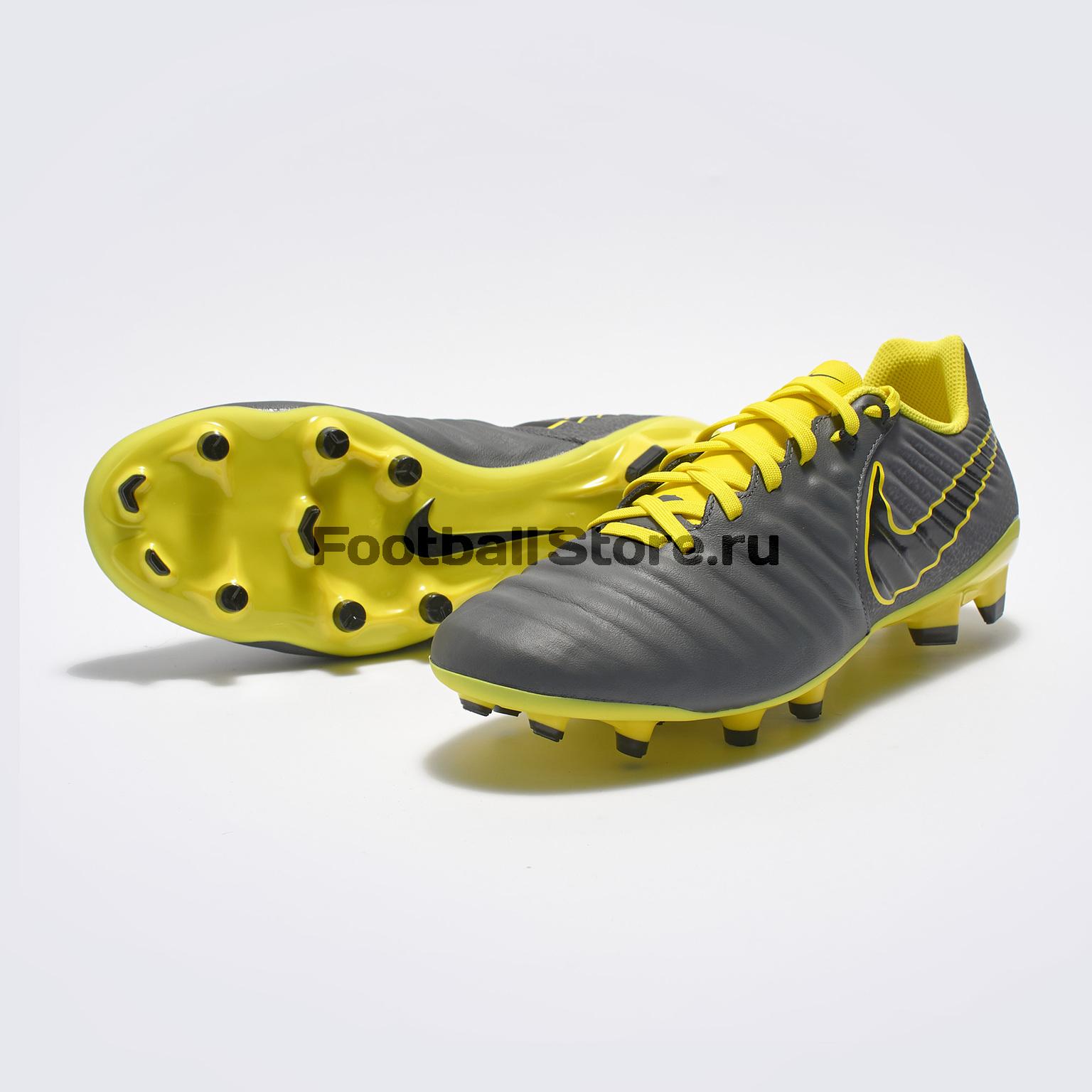 Бутсы Nike Legend 7 Academy FG AH7242-070 бутсы для мальчика nike jr legend 7 academy fg цвет белый ah7254 107 размер 12c 28 5