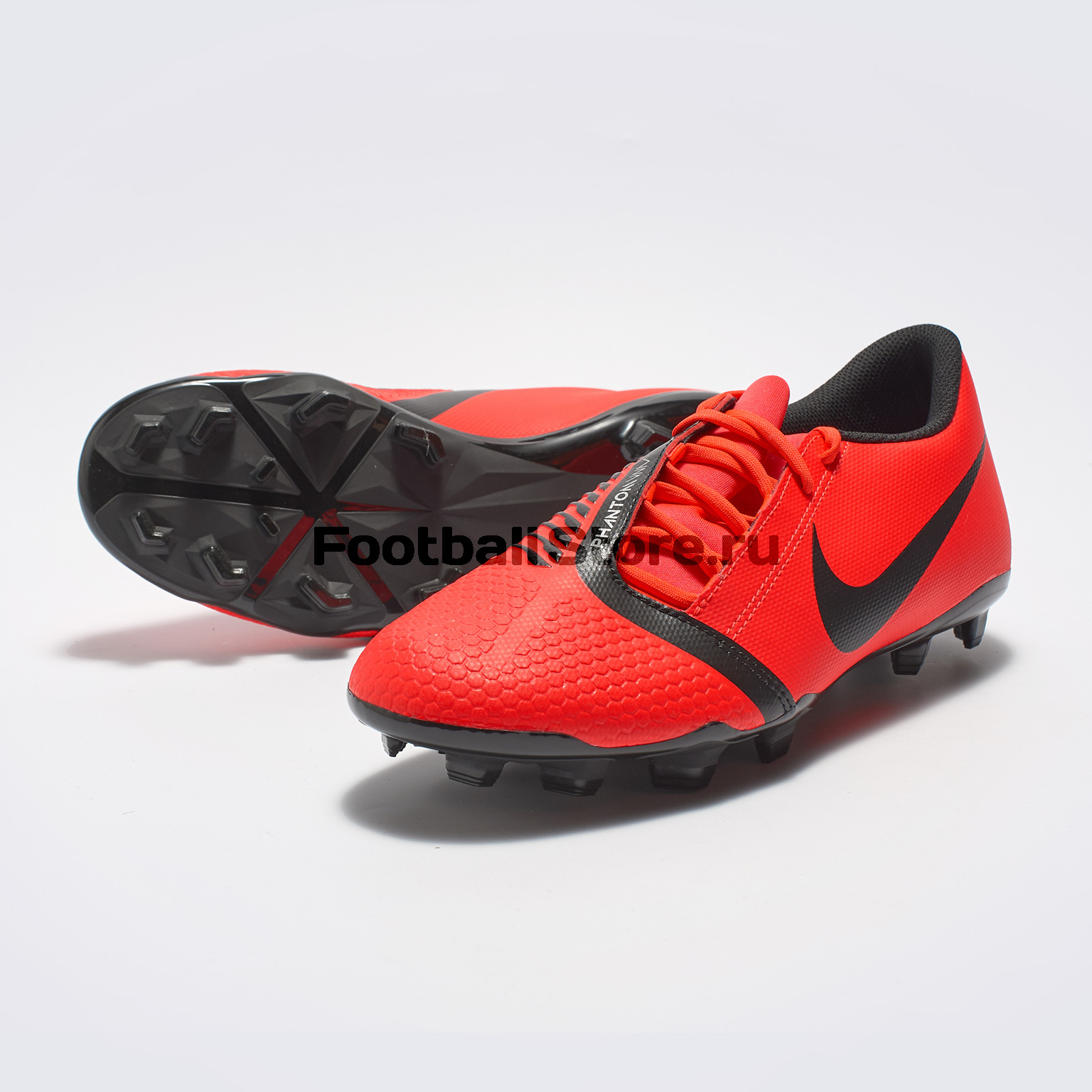 Бутсы Nike Phantom Venom Club FG AO0577-600