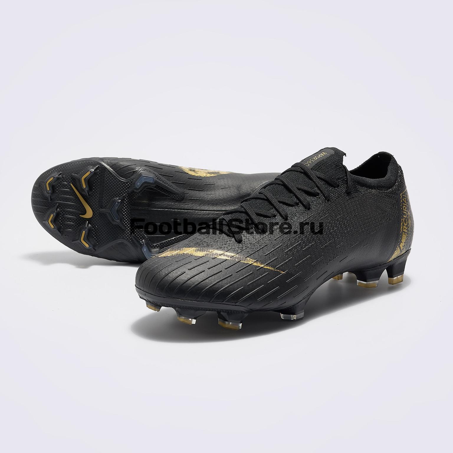 Бутсы Nike Vapor 12 Elite FG AH7380-077 бутсы nike mercurial victory iii fg 509128 800