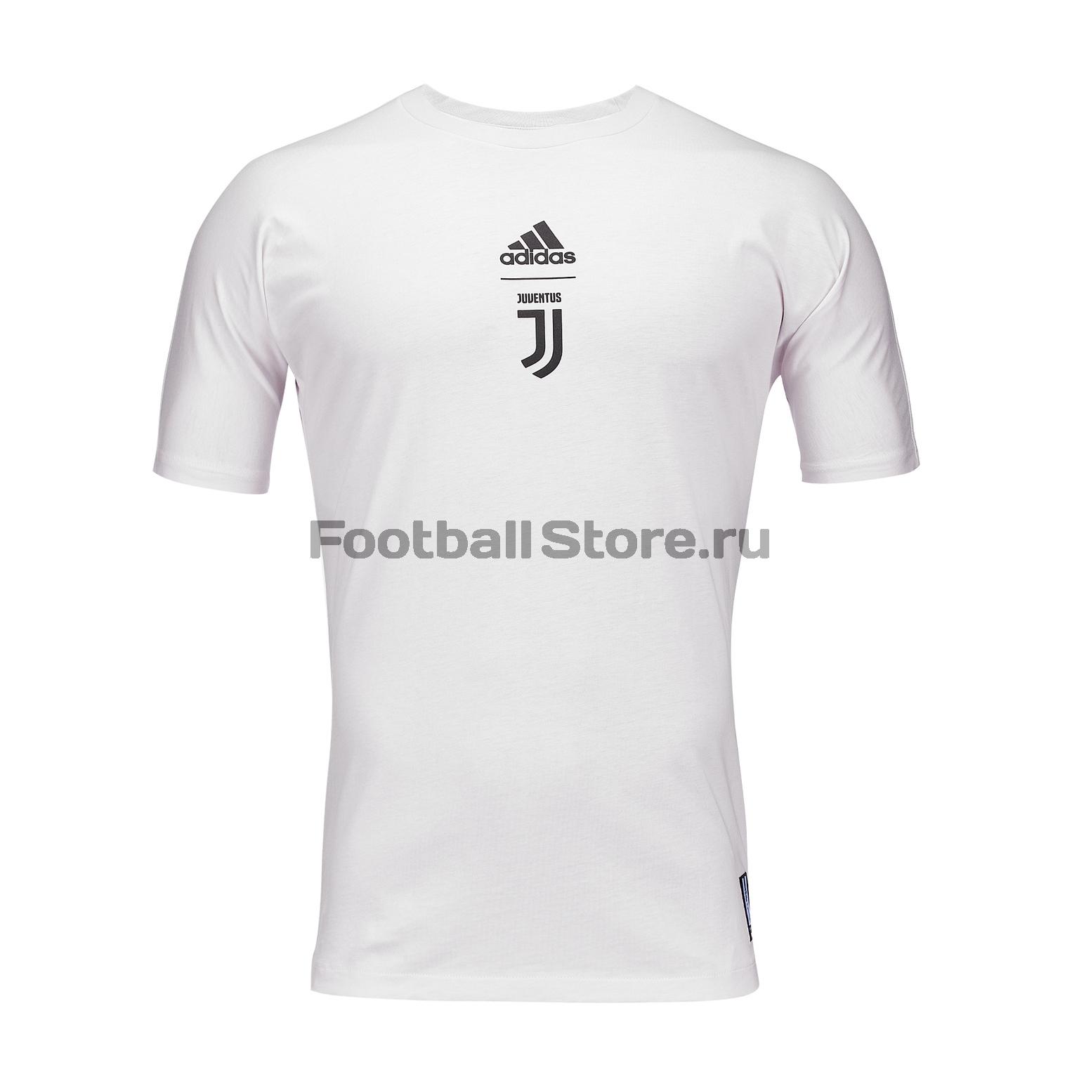 Футболка хлопковая Adidas Juventus SSP Tee DP3925 все цены
