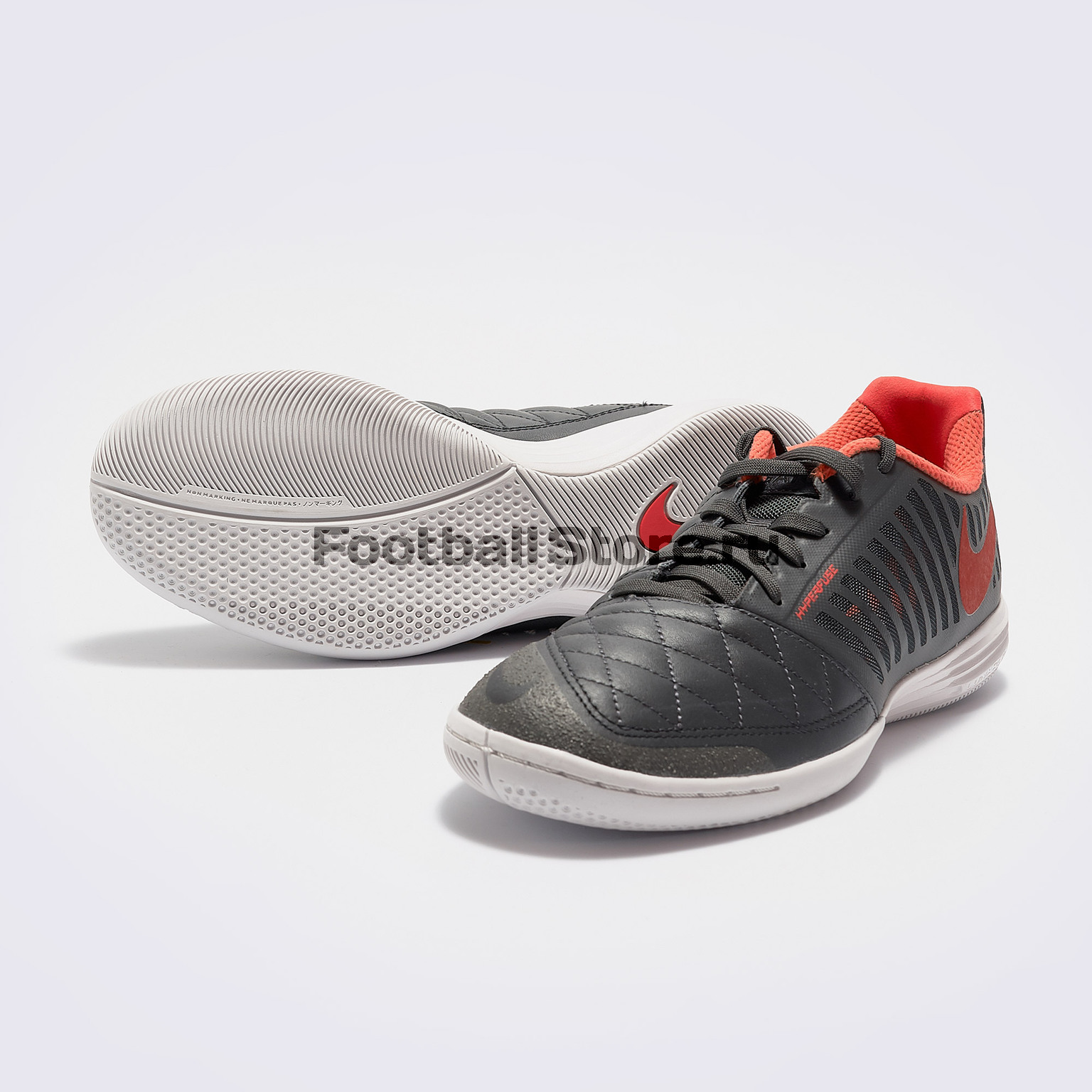Футзалки Nike LunarGato II 580456-080 футзалки nike tiempo premier ii sala av3153 010