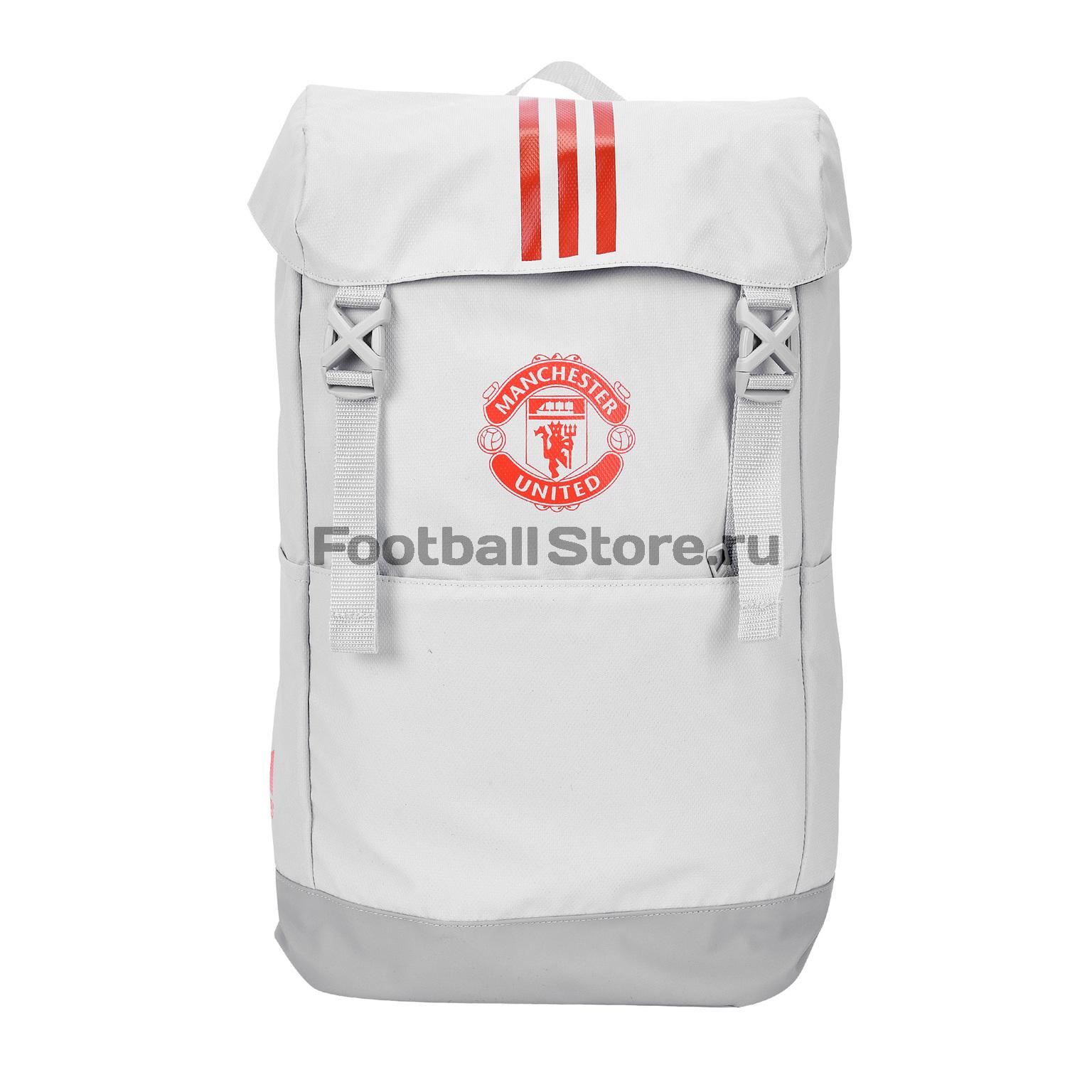 Рюкзак Adidas Manchester United DQ1525 рюкзак adidas manchester united cy5581