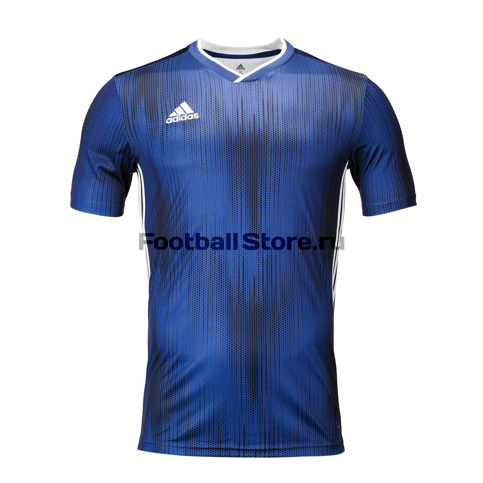 Футболка игровая Adidas Tiro19 JSY DP3533 футболка тренировочная adidas tiro19 tr jsy dt5288