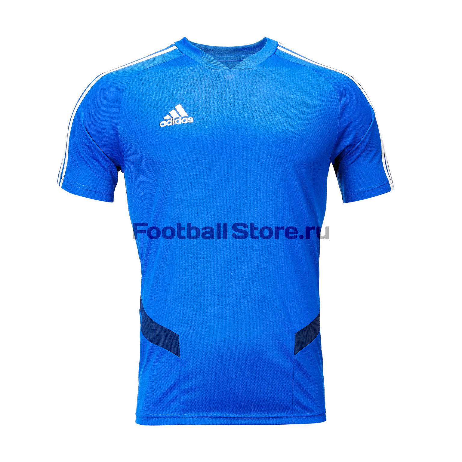 Футболка тренировочная Adidas Tiro19 TR JSY DT5285 стоимость