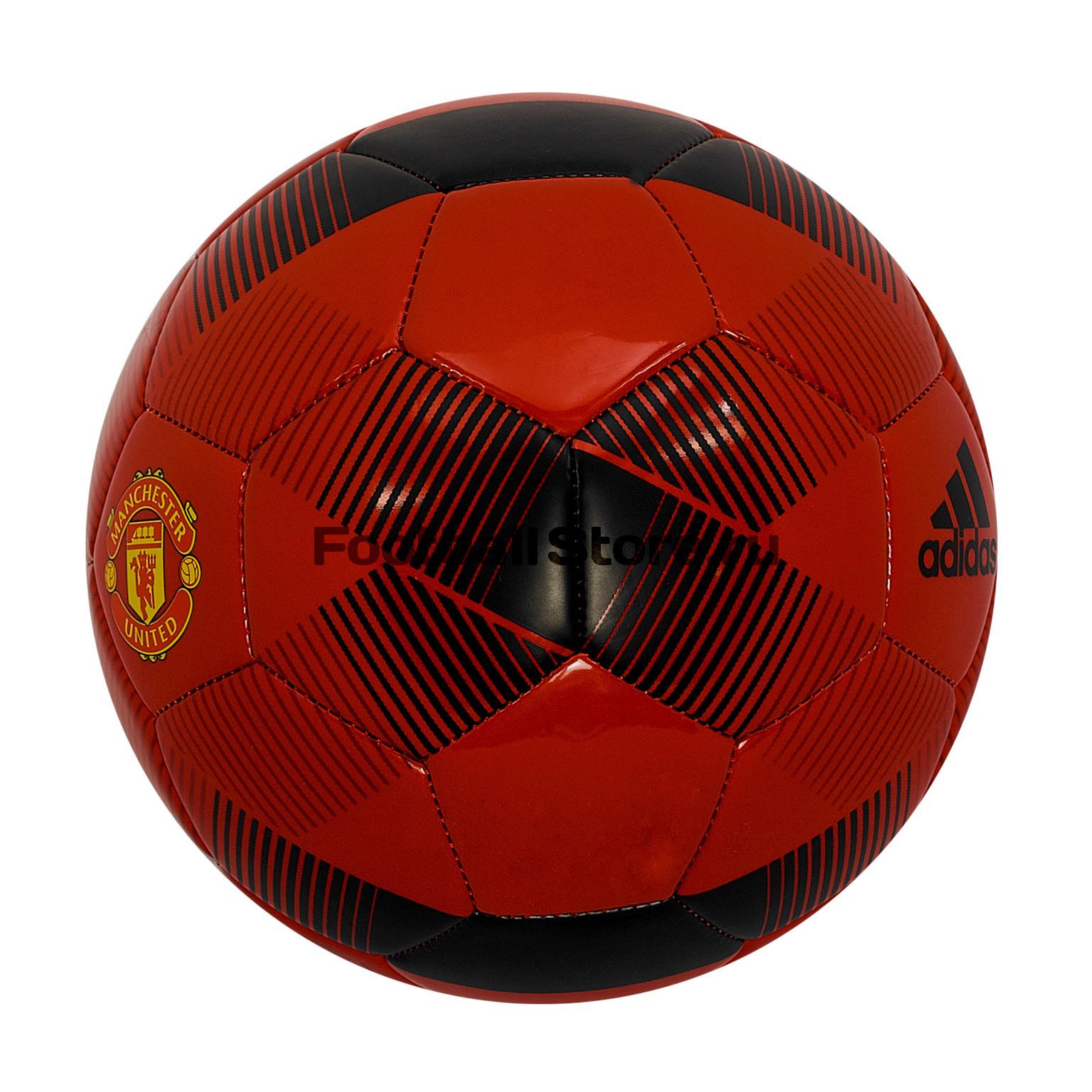 Футбольный мяч Adidas Manchester United CW4154 цена
