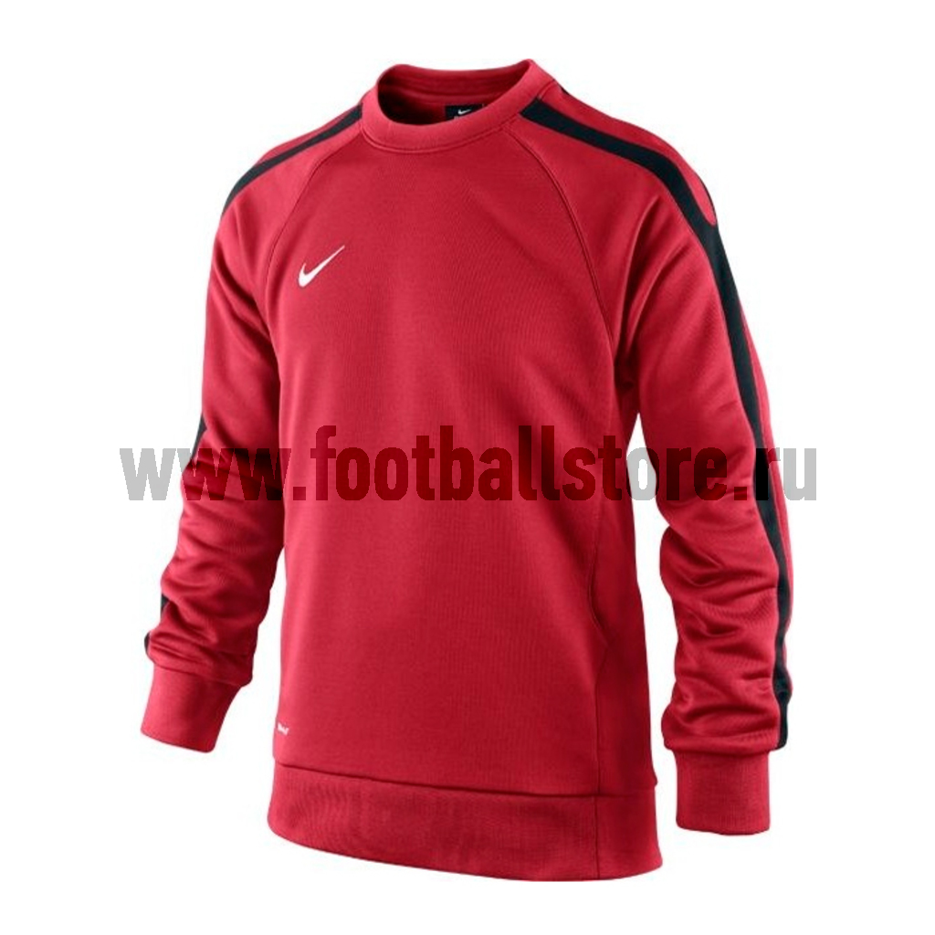 Тренировочная форма Nike Свитер тренировочный Nike Competition Midlayer JR 411827-648