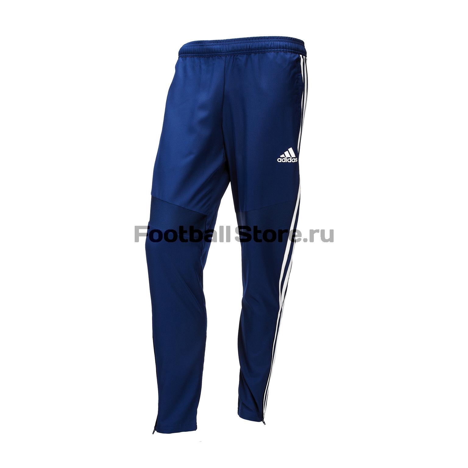 Брюки тренировочные Adidas Tiro19 Wov Panrt DT5180 шорты для мальчика adidas tiro17 wov shoy цвет черный ay2892 размер 128