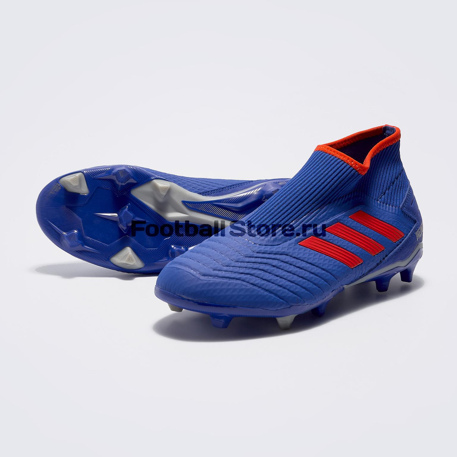 Бутсы Adidas Predator 19.3 LL FG F99731 бутсы adidas футбольные бутсы шиповки x 16 1 cage