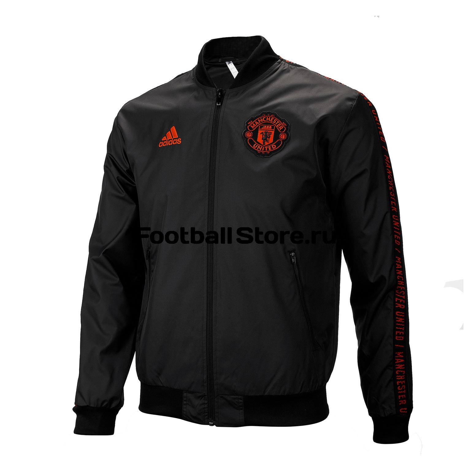 Ветровка Adidas Manchester United DP2327 рюкзак adidas manchester united cy5581
