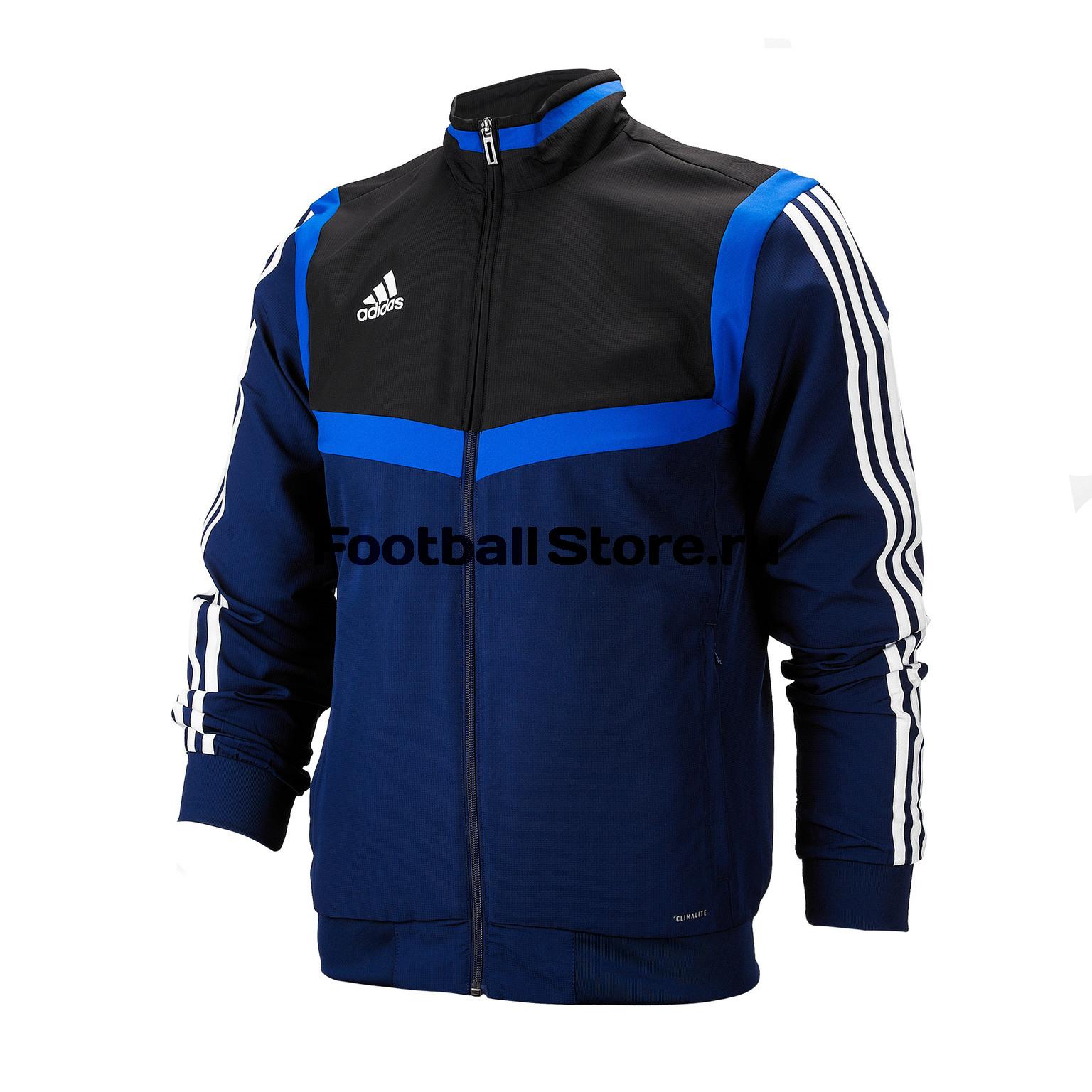 Олимпийка Adidas Tiro19 Pre JKT DT5267 цена