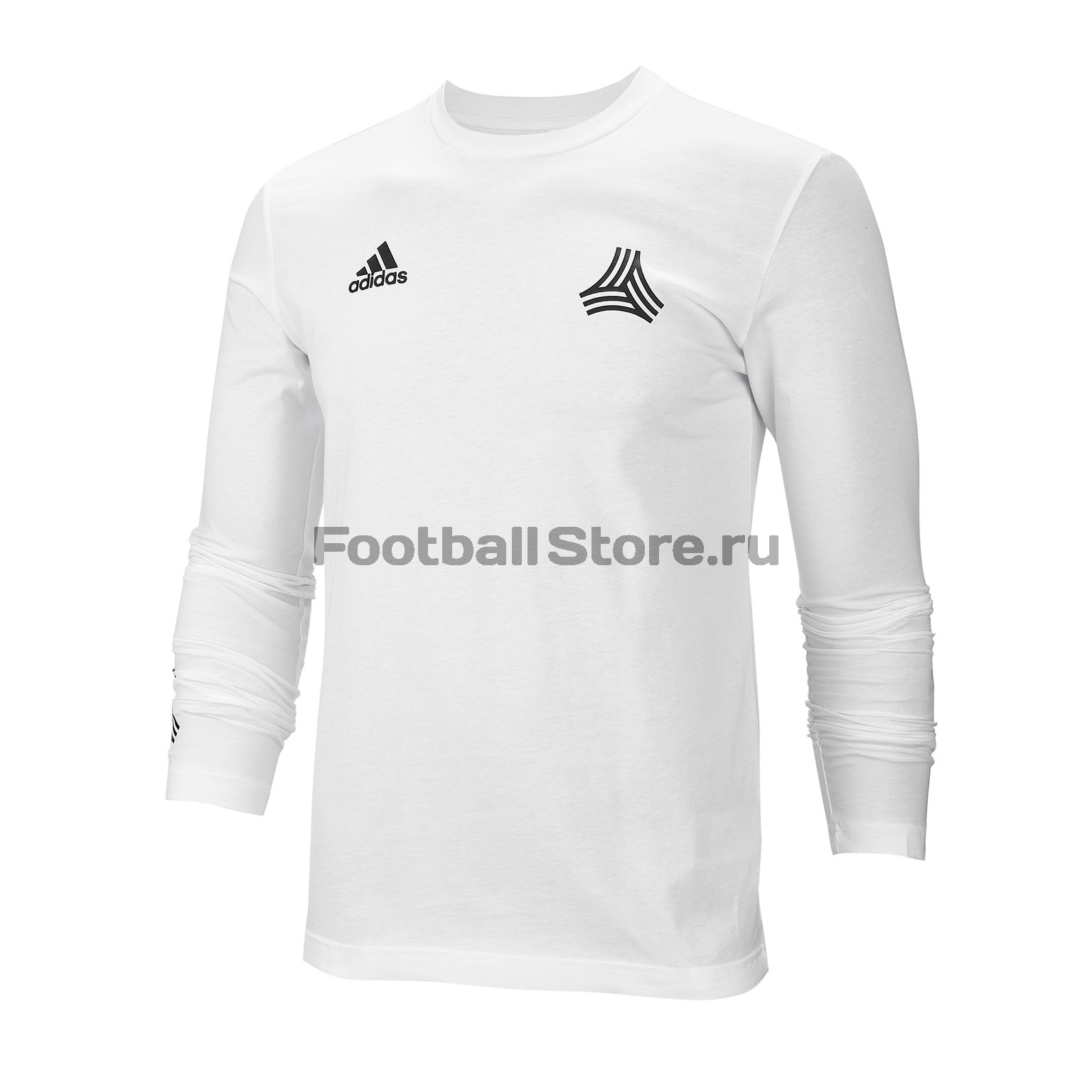 Футболка с длинным рукавом Adidas Tan Gr Tee LS DP2688 футболка с длинным рукавом asics 156859 0904 man long sleeve tee