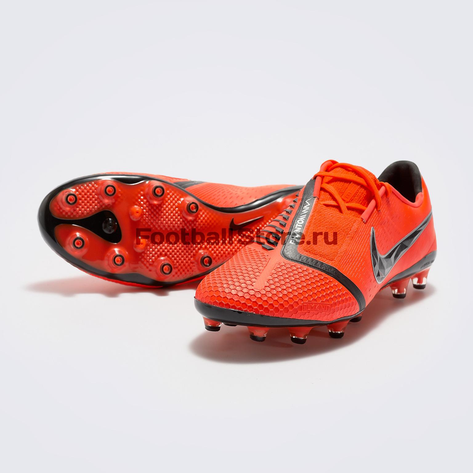 купить Бутсы Nike Phantom Venom Elite AG-Pro AO0576-600 по цене 11699 рублей