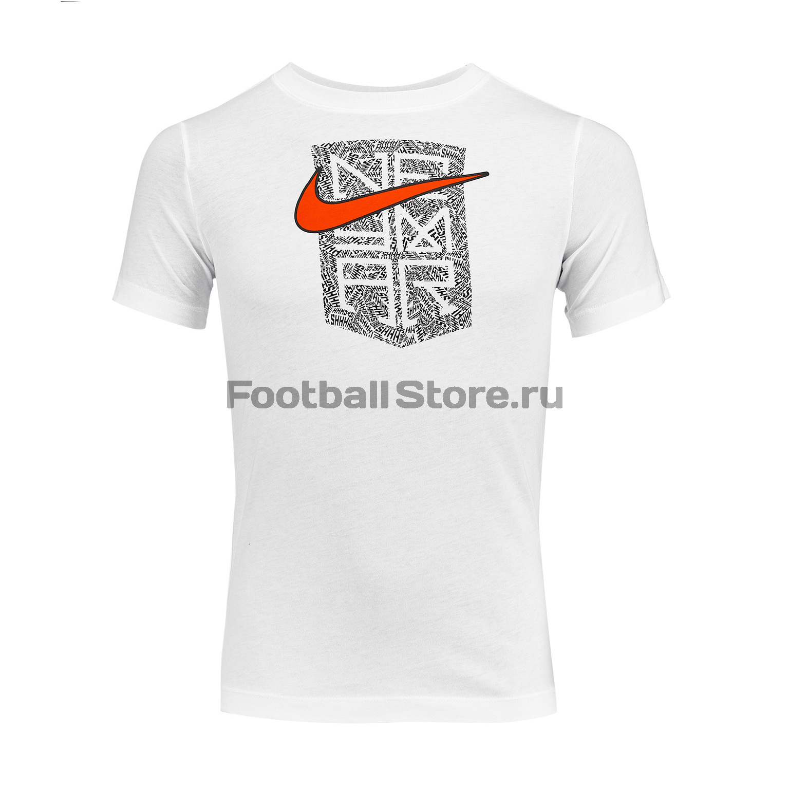 цена на Футболка подростковая Nike Neymar Tee Hook BQ7694-100