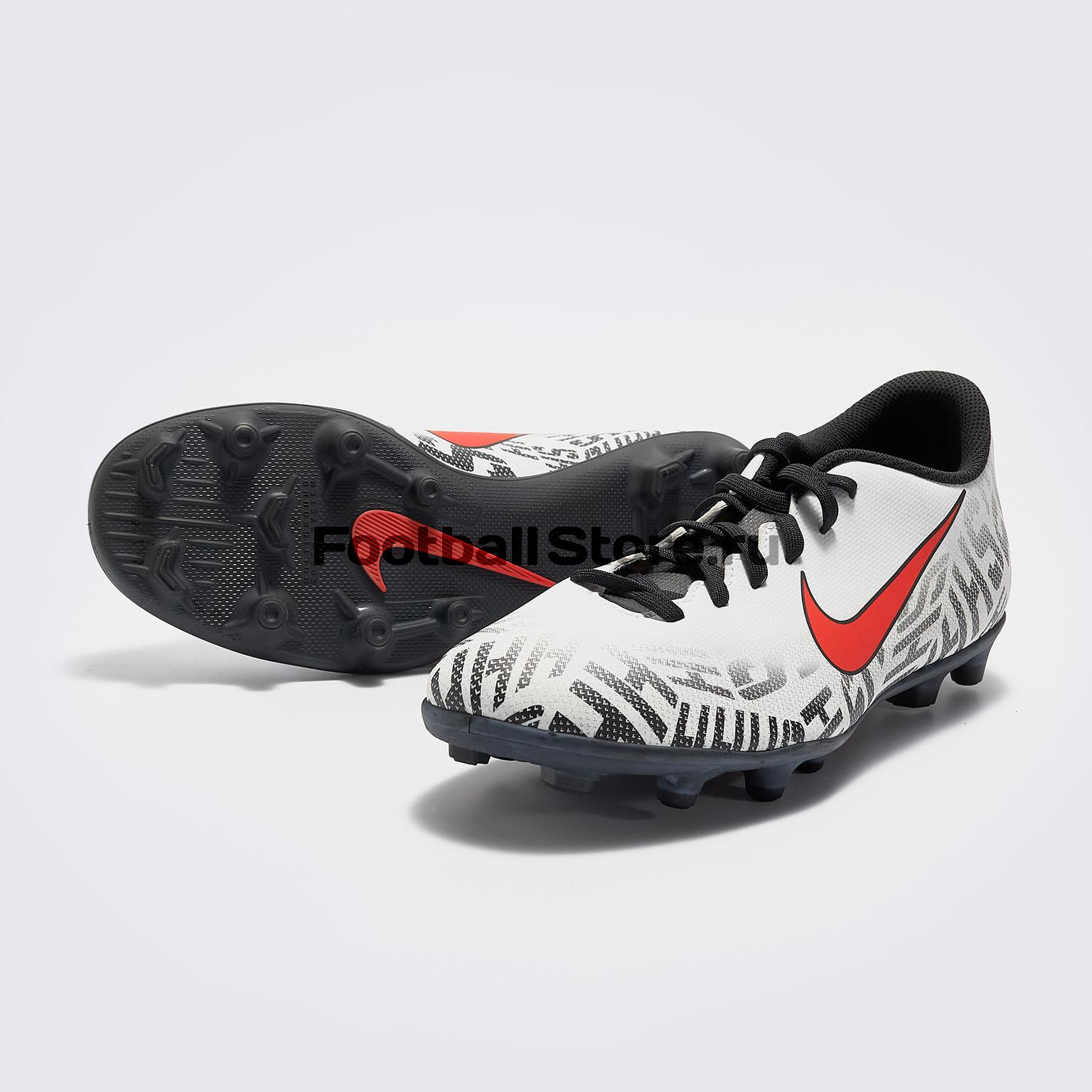 цена на Бутсы Nike Vapor 12 Club Neymar FG/MG AO3129-170