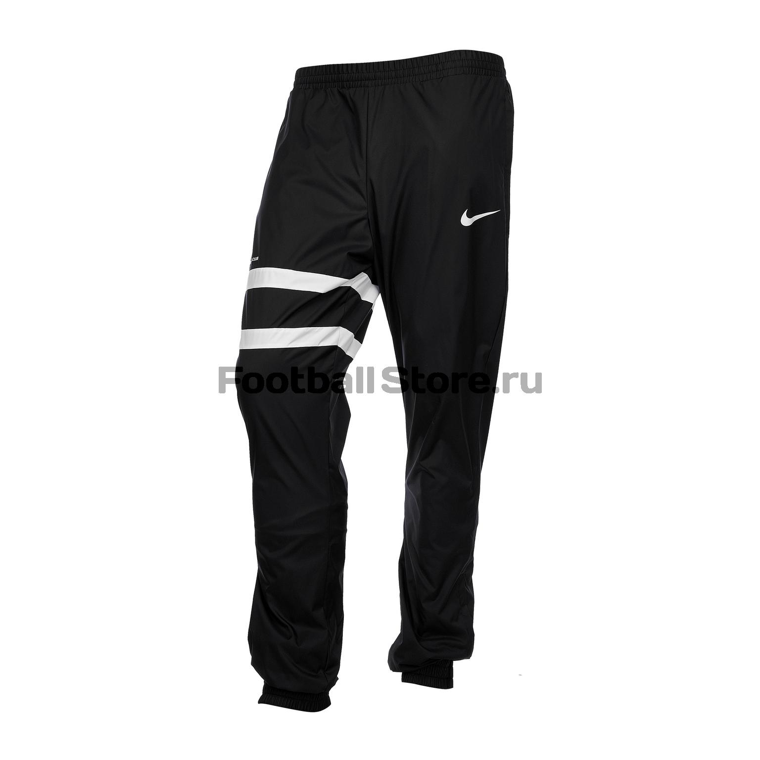 Брюки тренировочные Nike F.C. Pant AQ1277-010 подушка farla care v97 подушка для беременных и кормления комфорель
