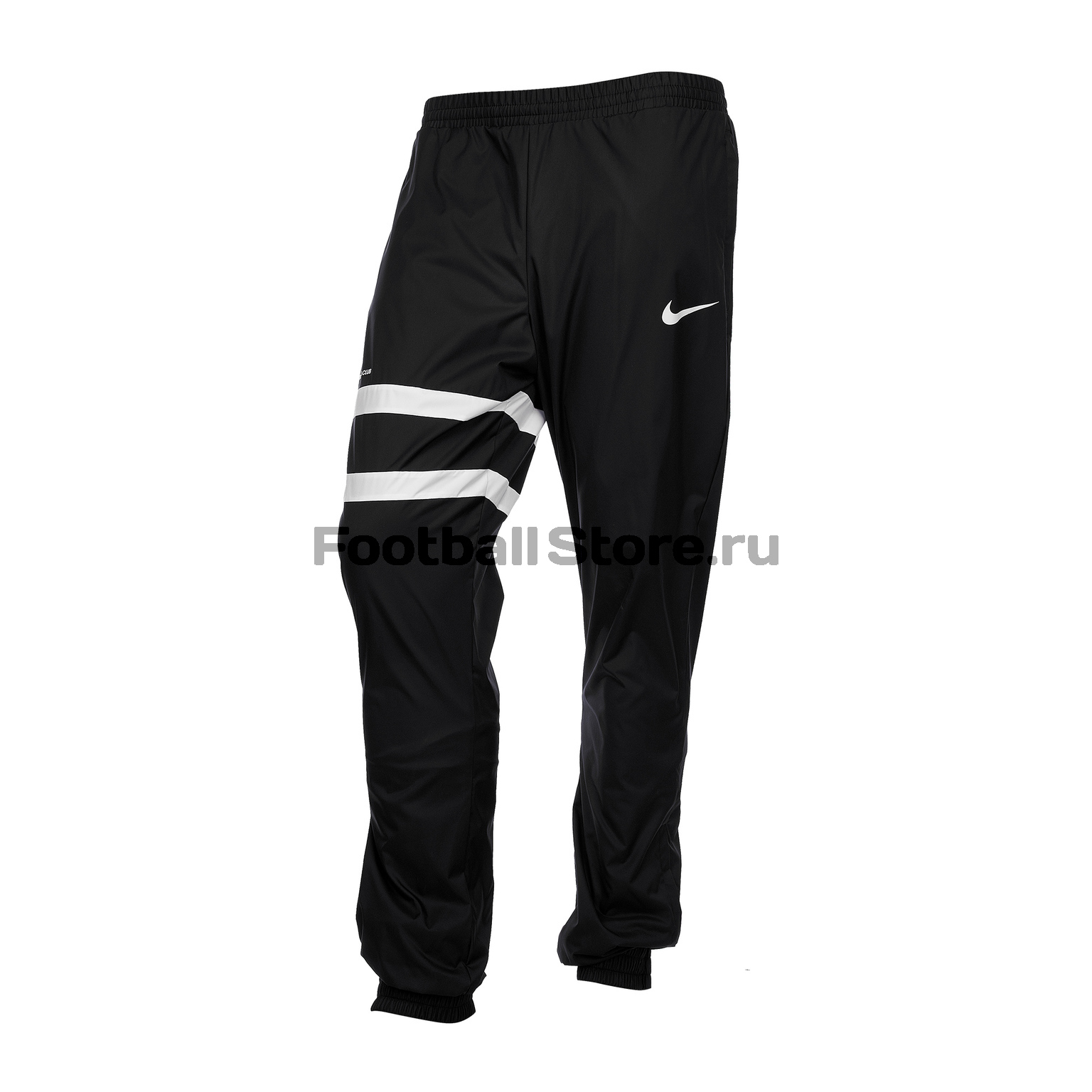 Брюки Nike F.C. Pant AQ1277-010 nike nike found 12 poly pant boys 476747 010