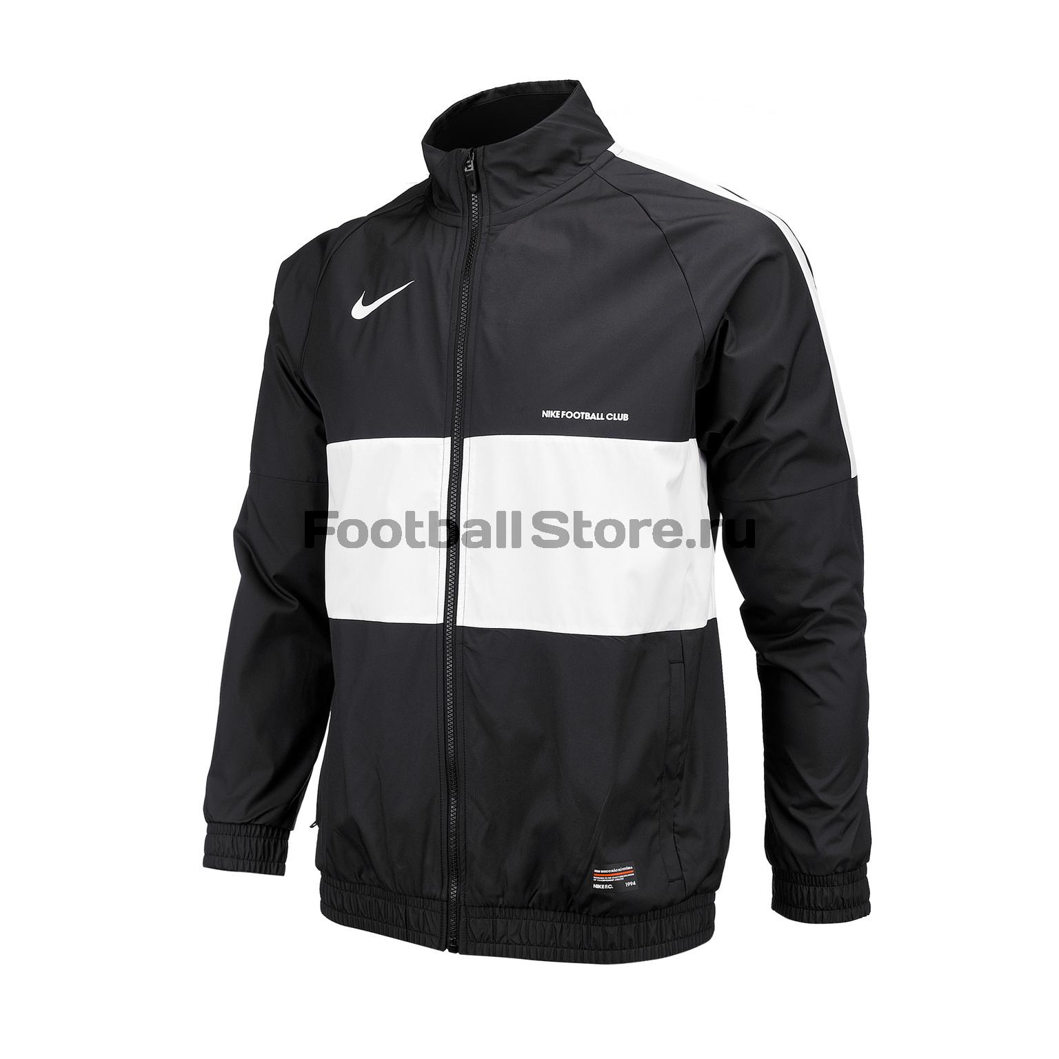 Куртка Nike F.C. TRK JKT AQ1275-010