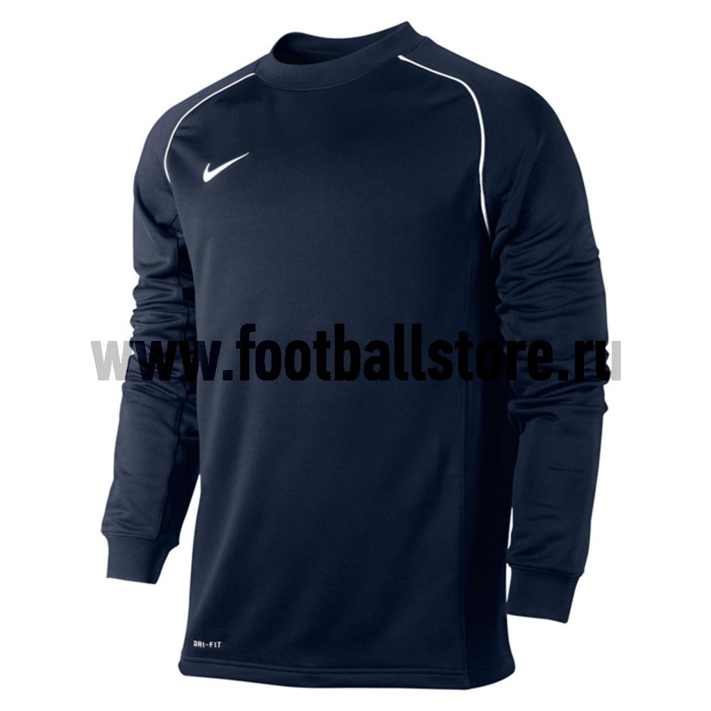 Свитера/Толстовки Nike Свитер тренировочный Nike Found 12 Midlayer Top 447434-451