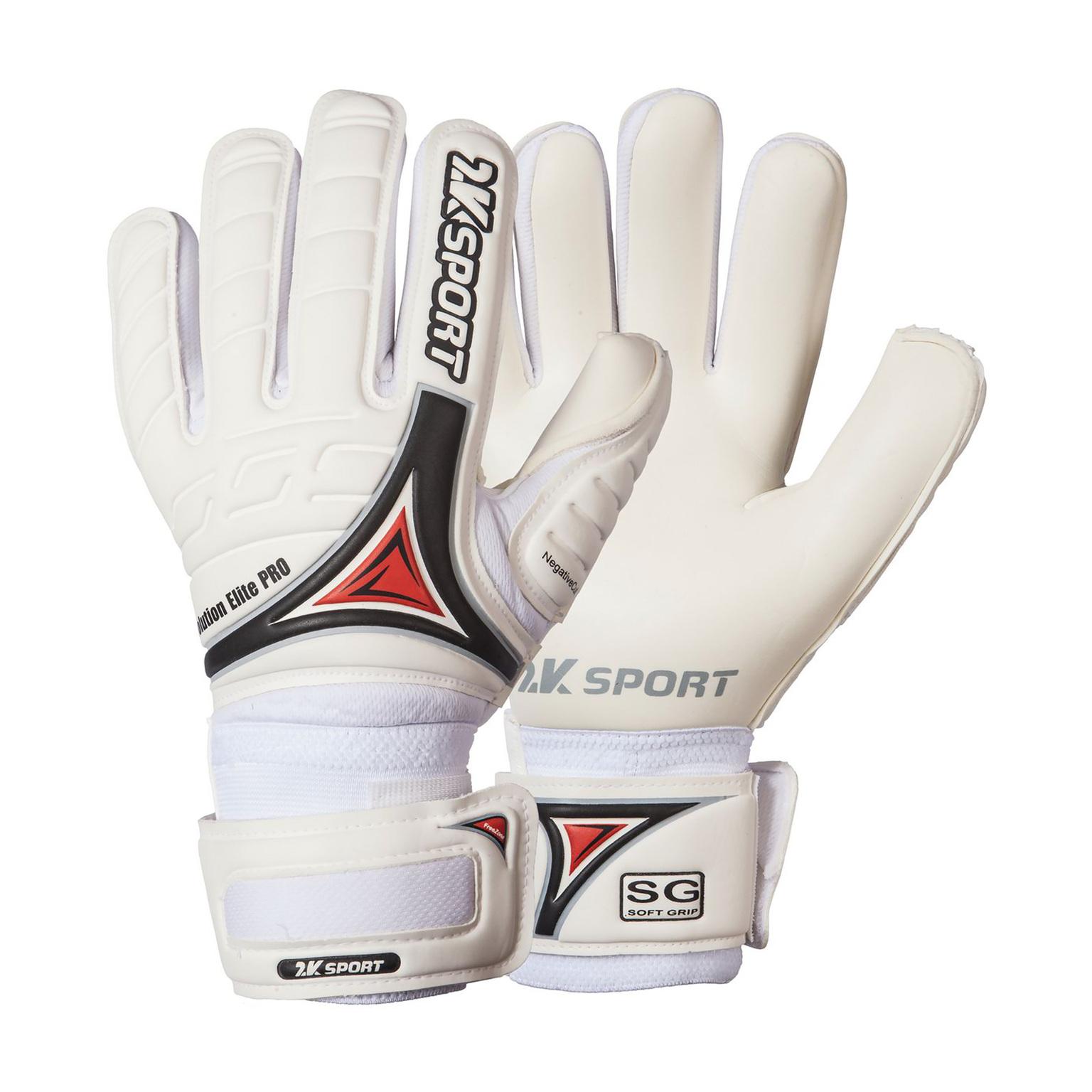 купить Перчатки вратарские 2K Sport Evolution Elite Pro 124917 дешево