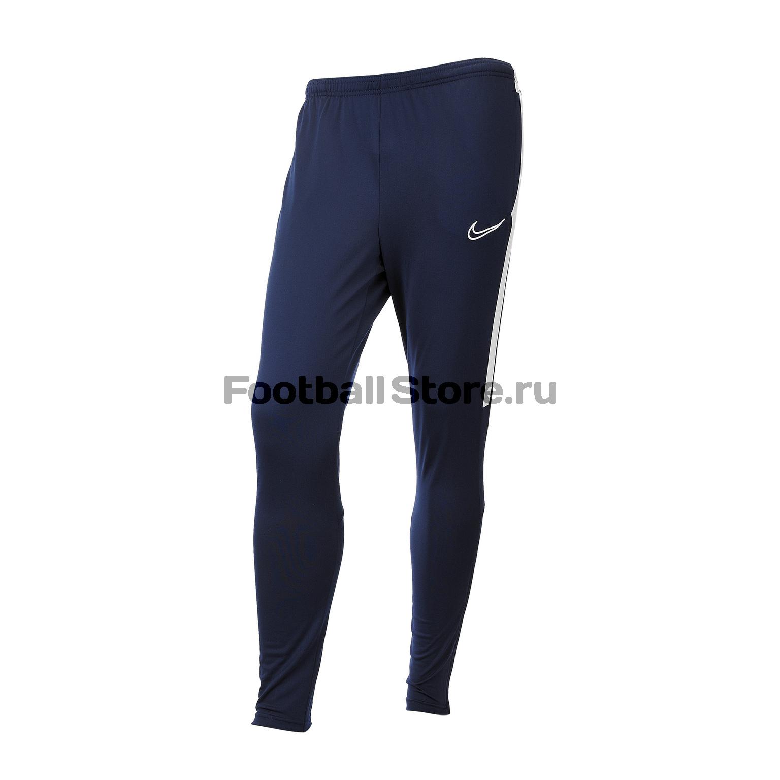 Брюки тренировочные Nike Dry Academy AJ9729-451 брюки тренировочные подростковые nike squad 832390 451