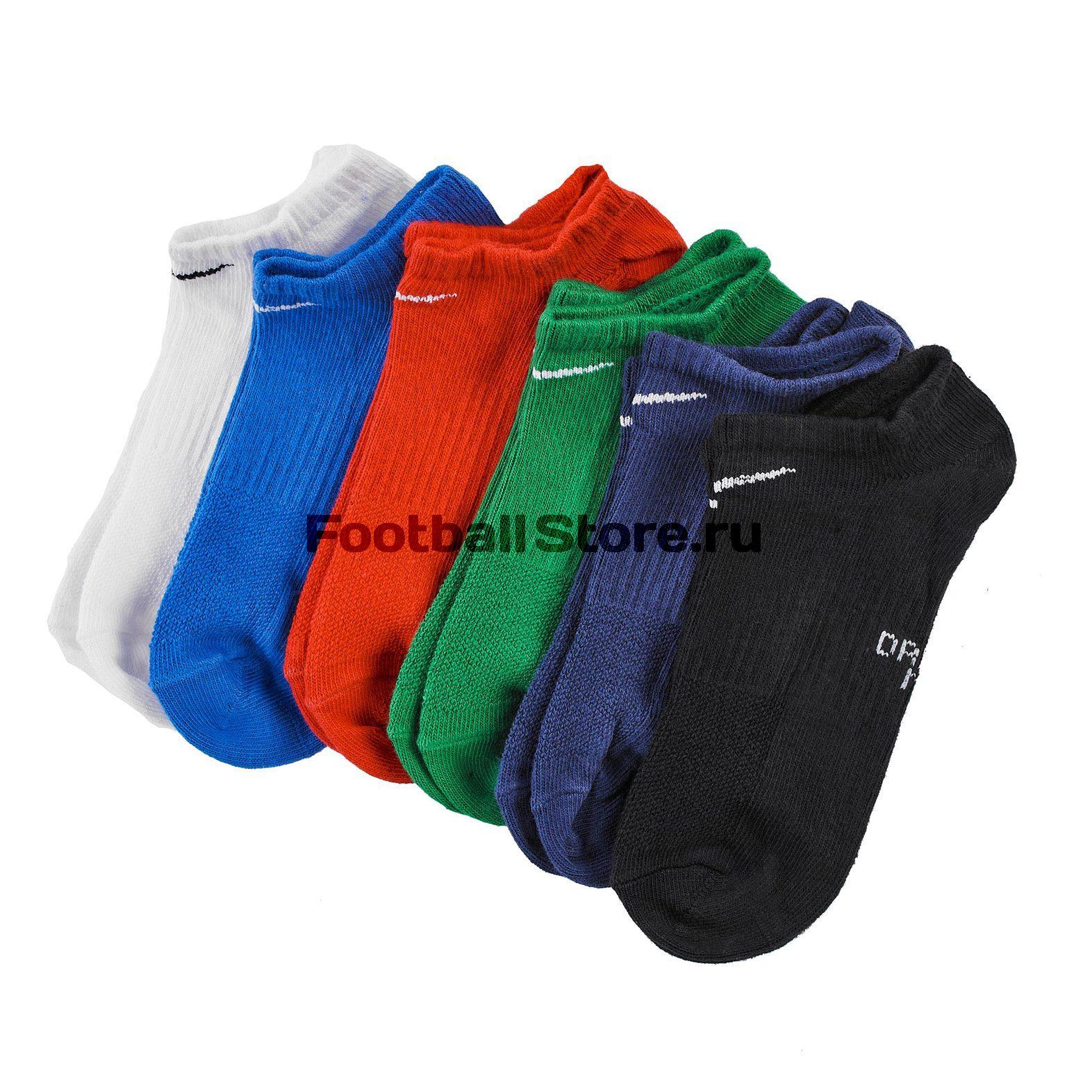 Комплект носков (6 пар) Nike SX6870-964 цена