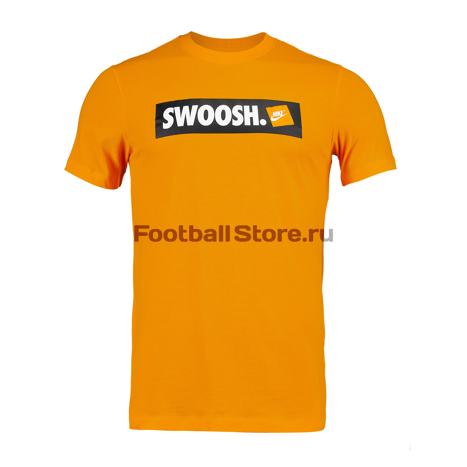 Футболка хлопковая Nike Tee Swoosh AR5027-833 футболка хлопковая nike tee club19 ss aj1504 451