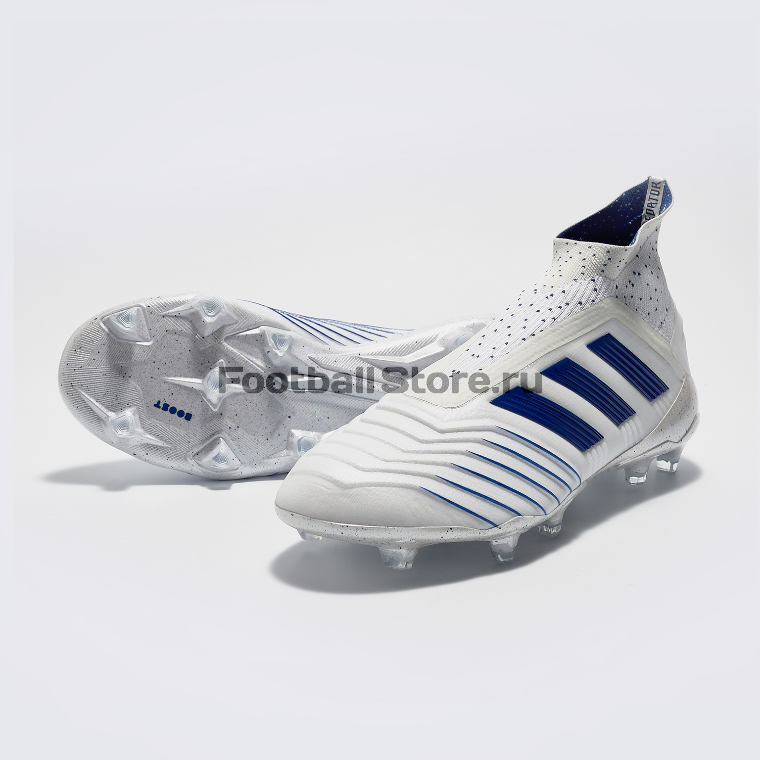 Бутсы Adidas Predator 19+ FG BC0548