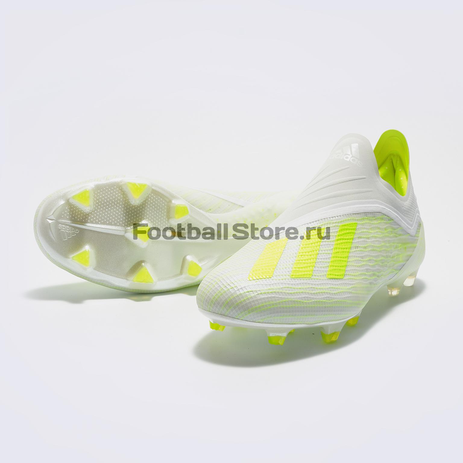 Бутсы Adidas X 18+ FG BB9338