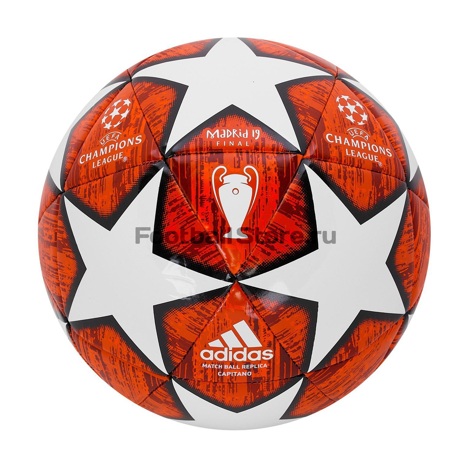 Футбольный мяч Adidas Finale M Capitano DN8674
