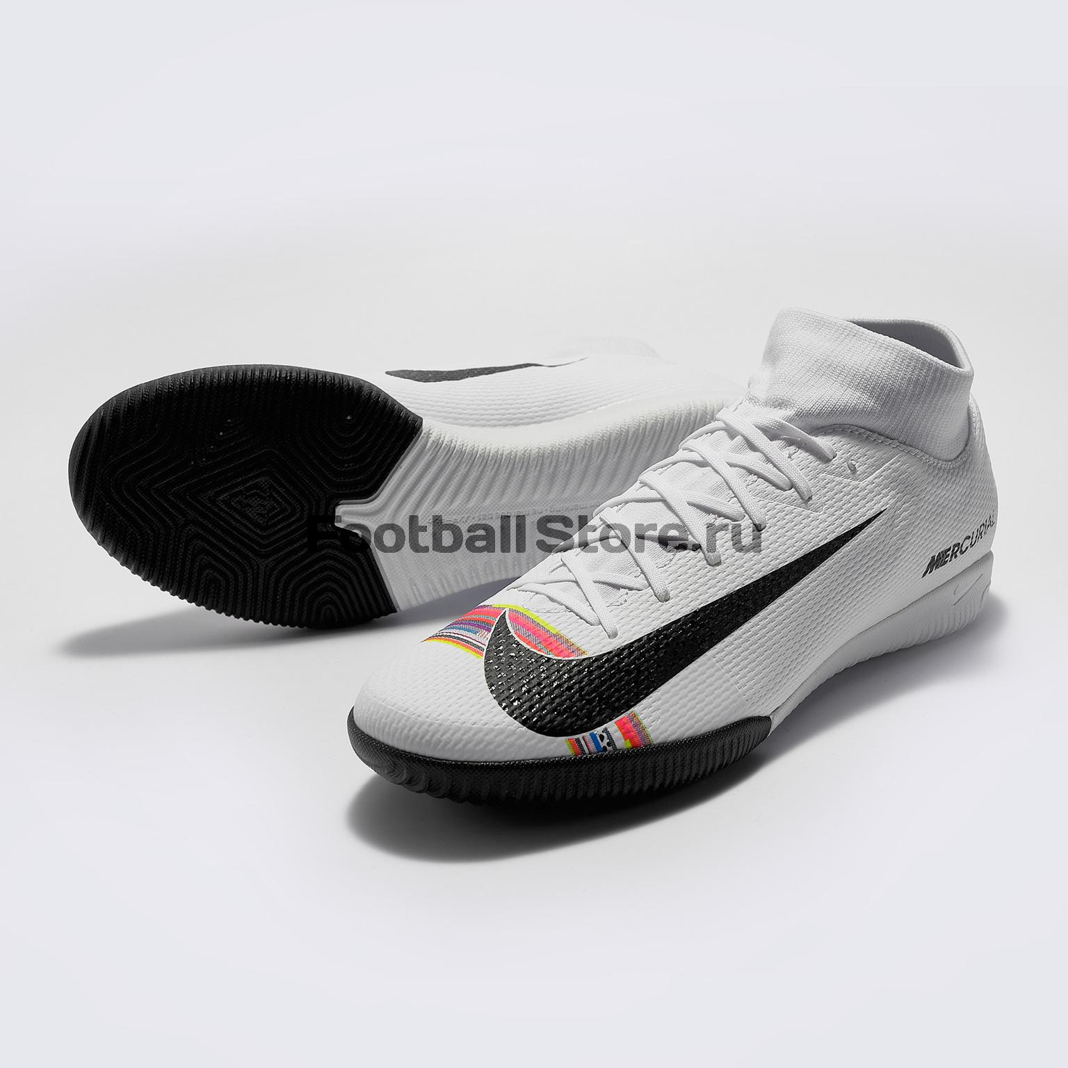 Футзалки Nike Superfly 6 Academy CR7 IC AJ3567-109