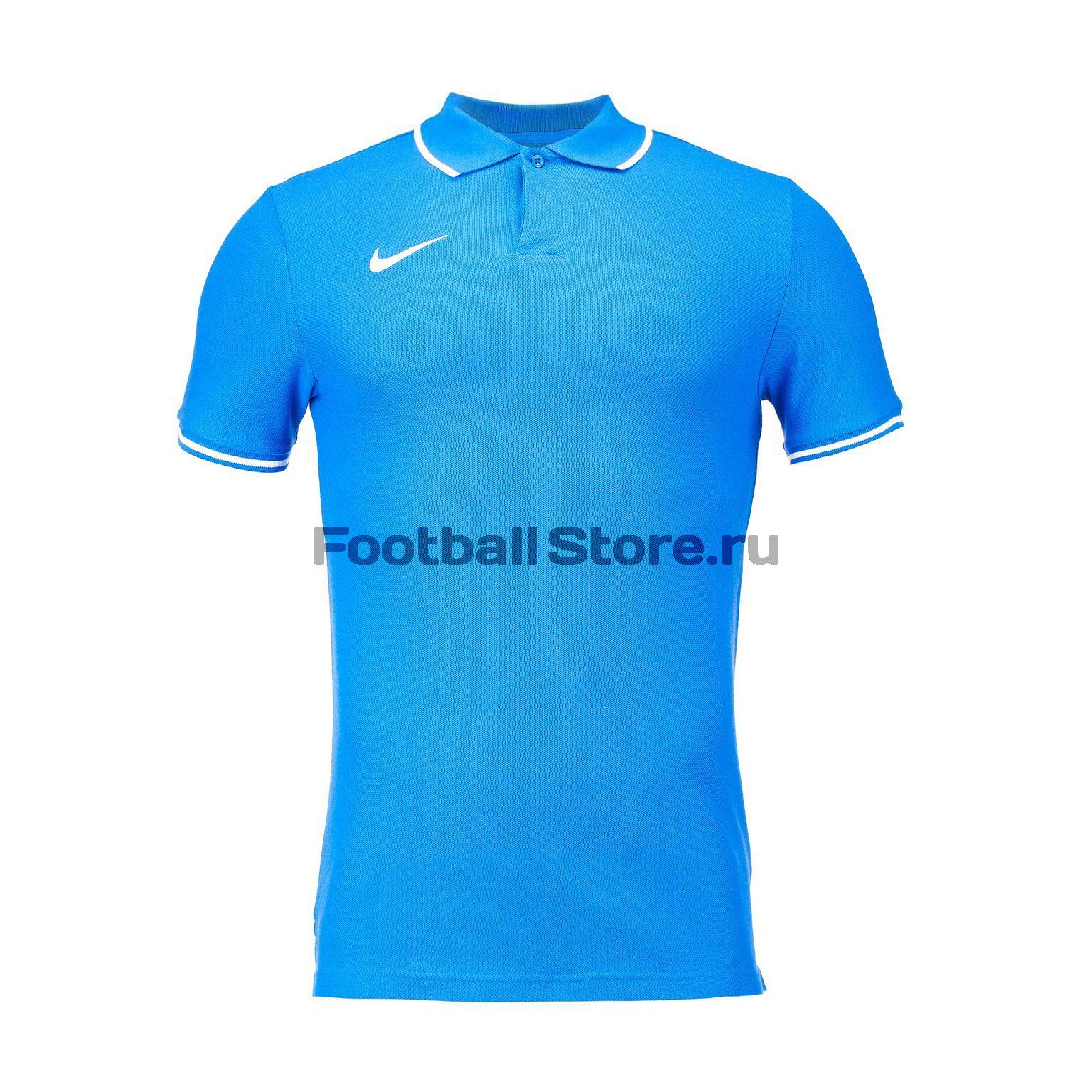 Поло Nike M Polo Club19 SS AJ1502-463 футболка хлопковая nike tee club19 ss aj1504 451