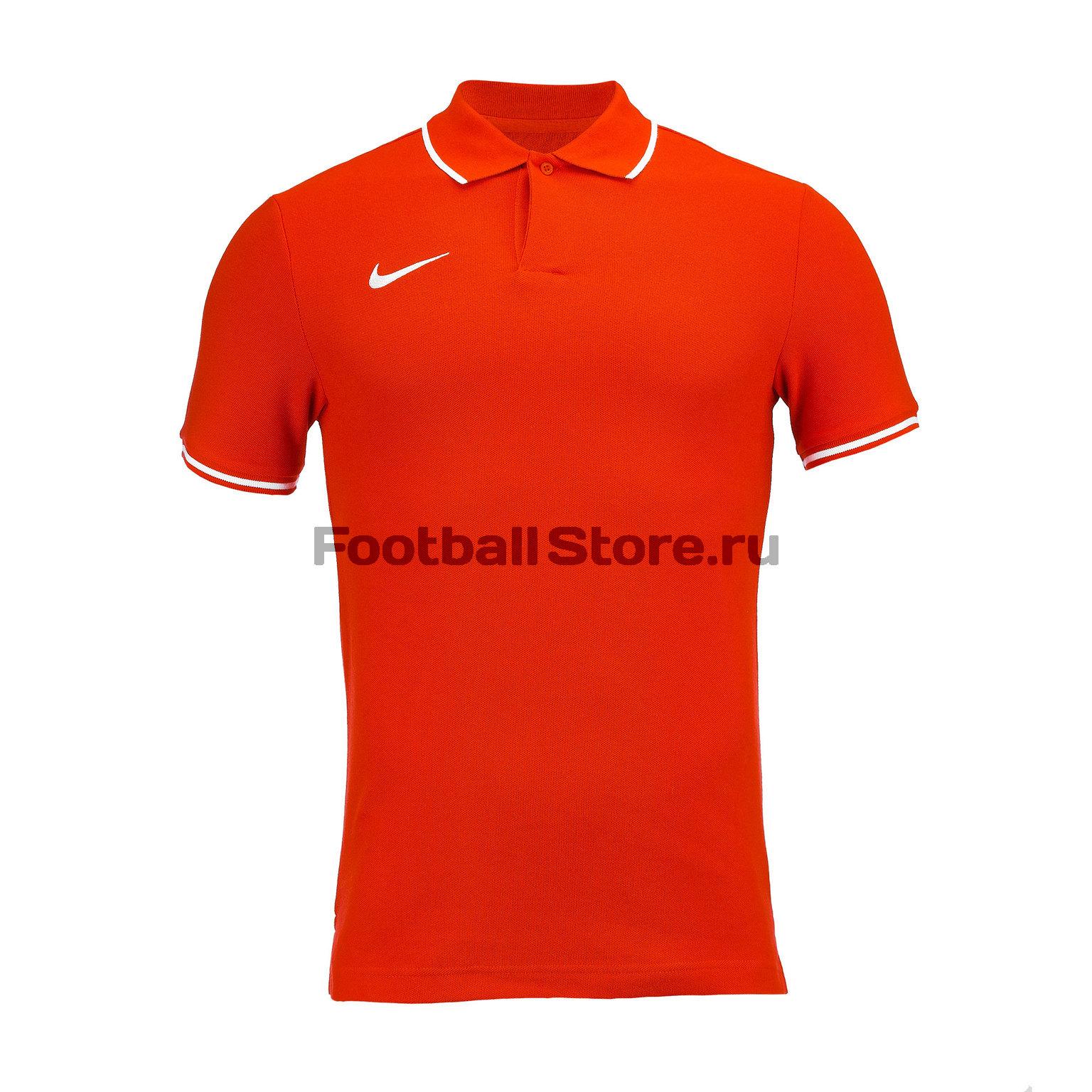 Поло Nike M Polo Club19 SS AJ1502-657 цена