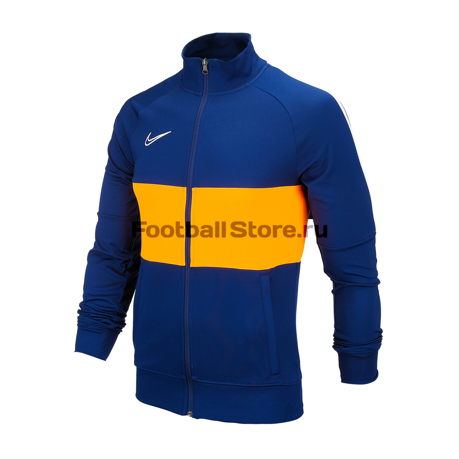 2999d481 Олимпийка Nike Dry Academy TRK AV5414-492 олимпийка nike barcelona dry  strike 858640 011