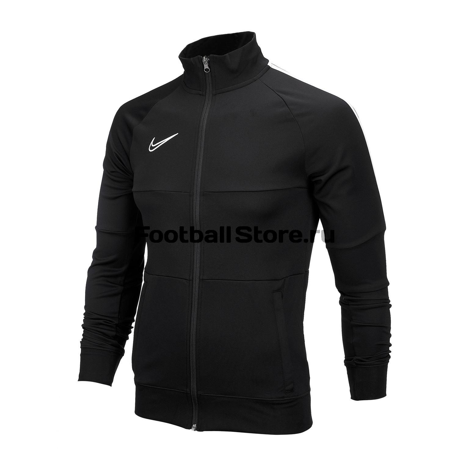 Олимпийка Nike Dry Academy19 TRK JKT AJ9180-010 цена