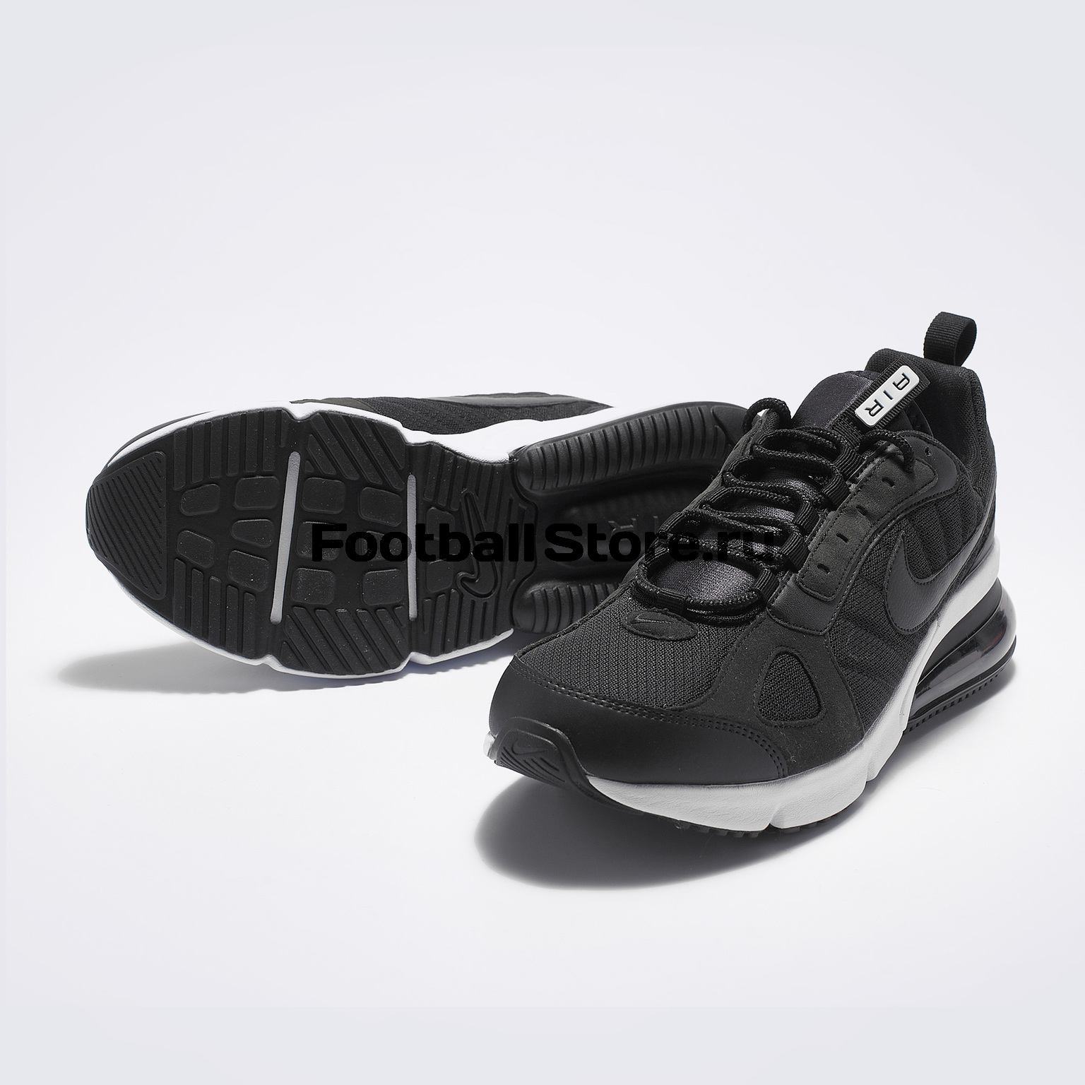 Кроссовки Nike Air Max 270 Futura AO1569-001 кроссовки nike air zoom structure 21 shield 907324 001