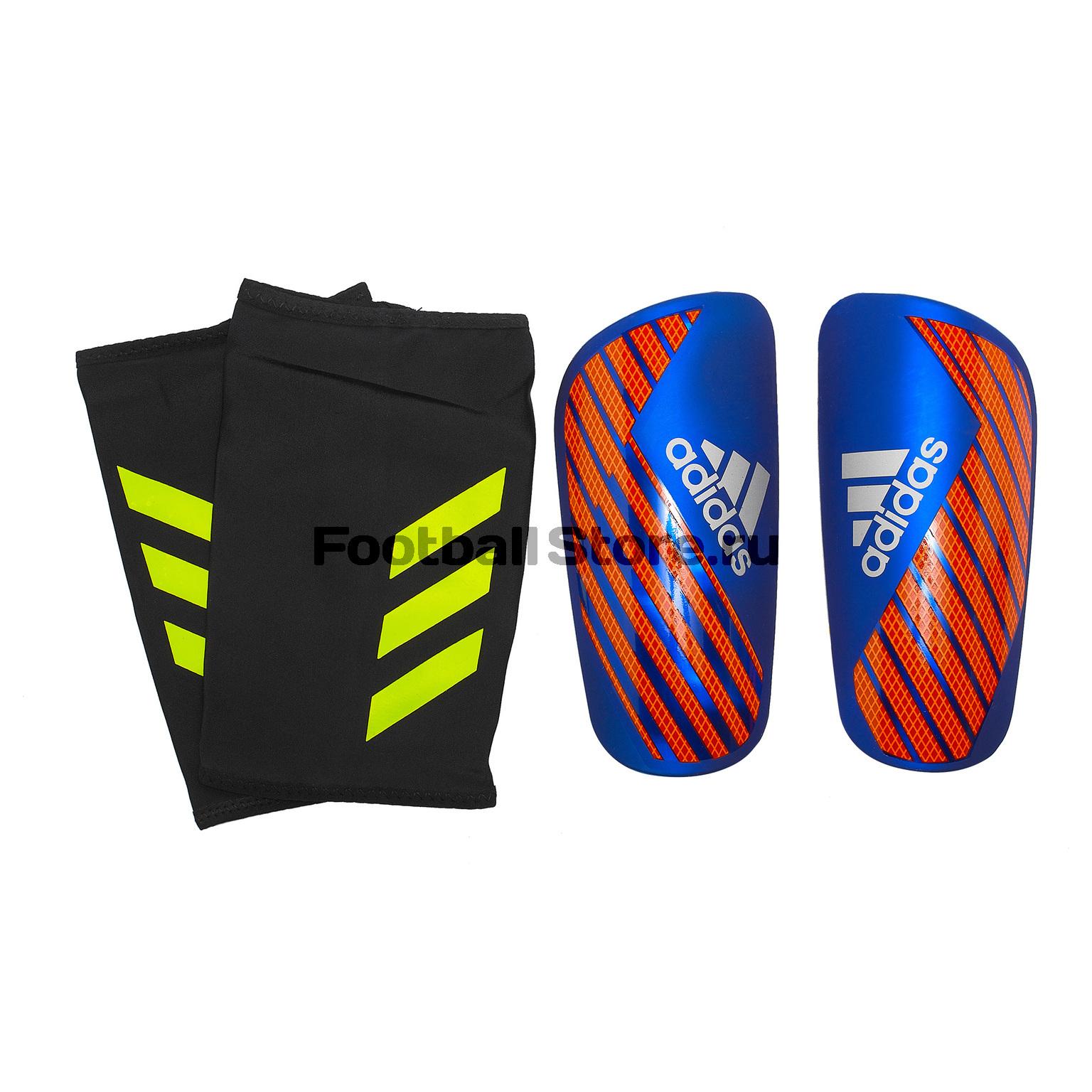 Щитки Adidas X Pro DN8625 щитки футбольные adidas x lesto dy2578 серебристый размер m