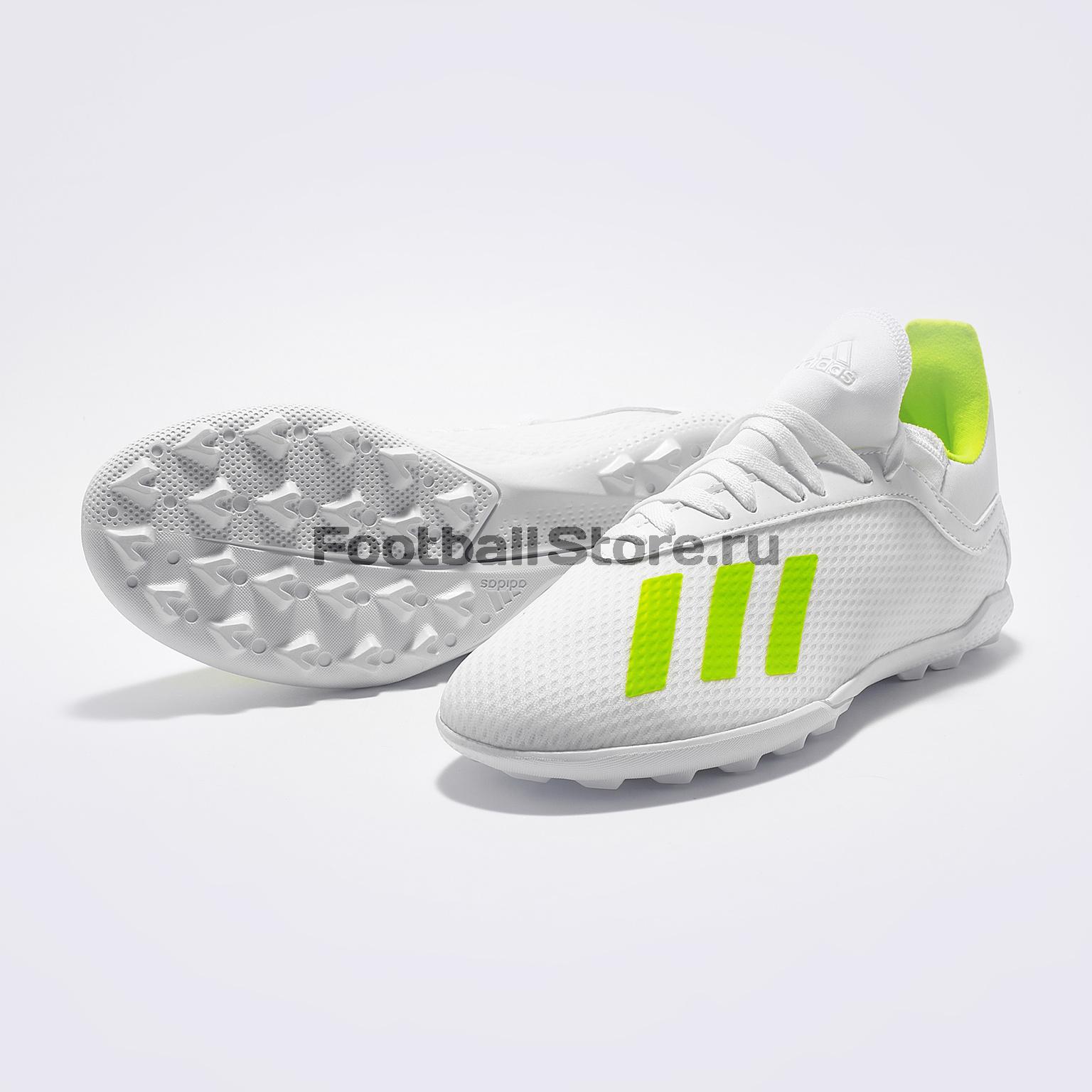 Шиповки детские Adidas X 18.3 TF BB9404